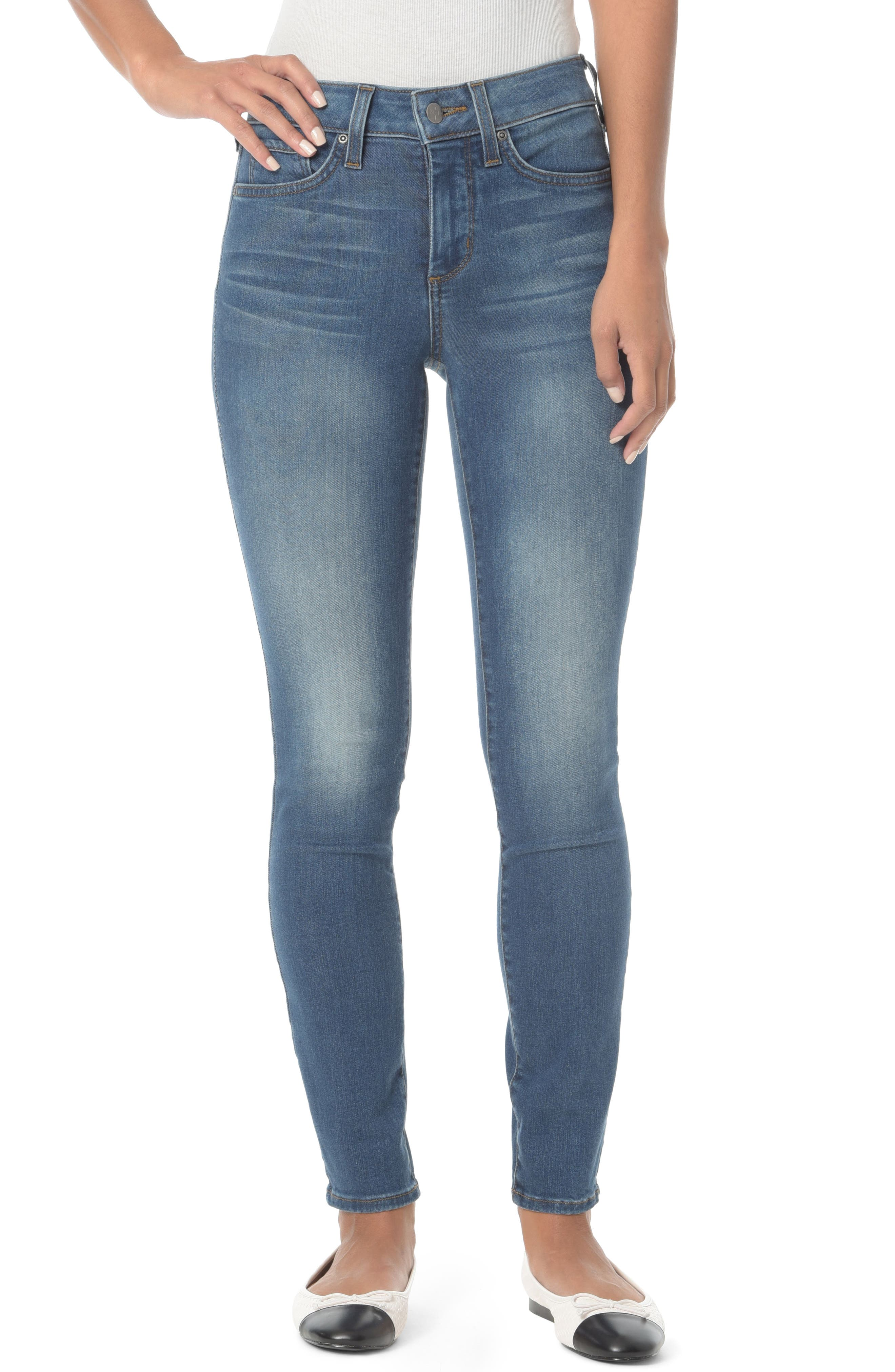 NYDJ Ami Stretch Skinny Jeans (Noma)