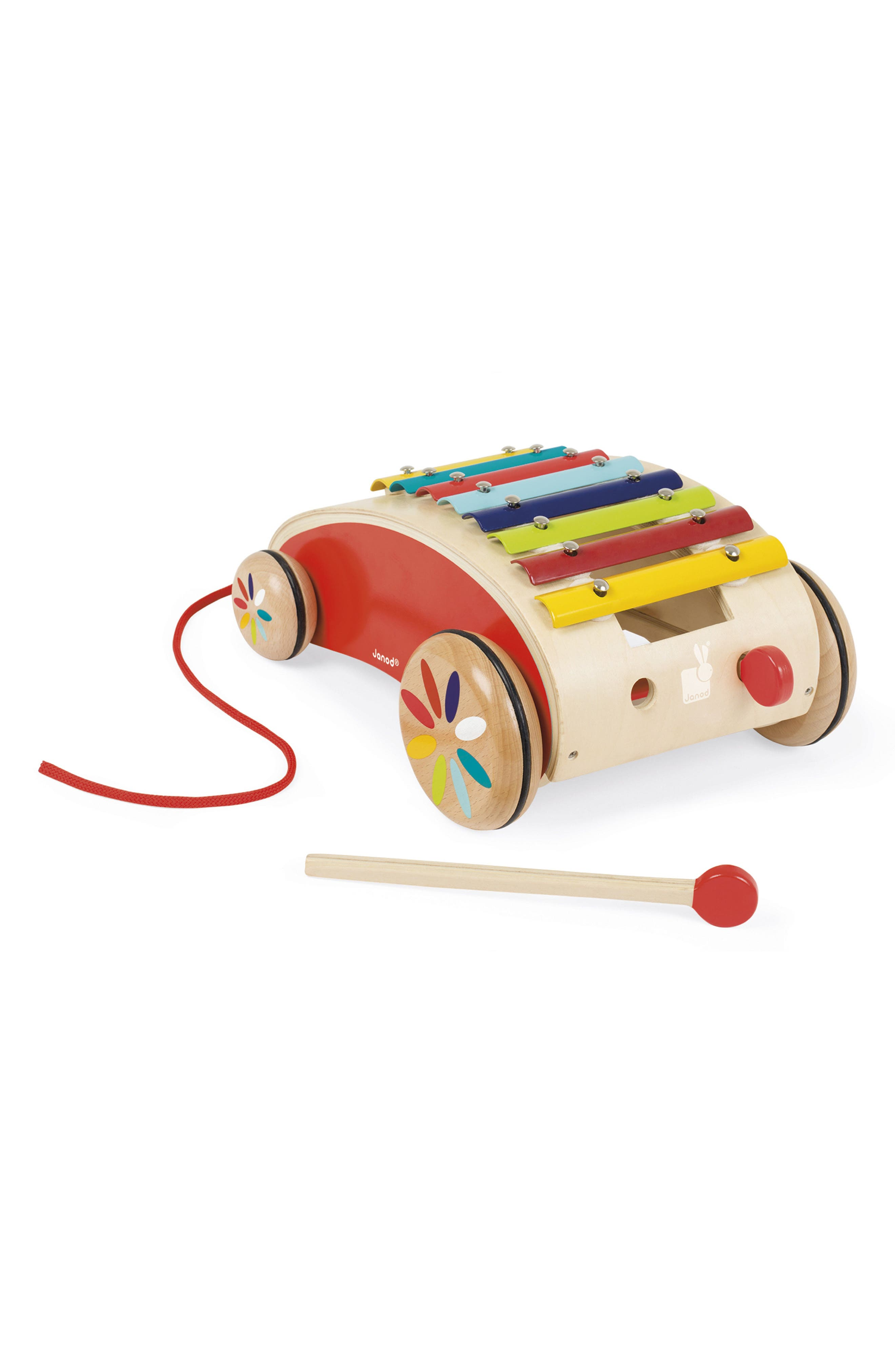 Janod Xylophone Roller Toy