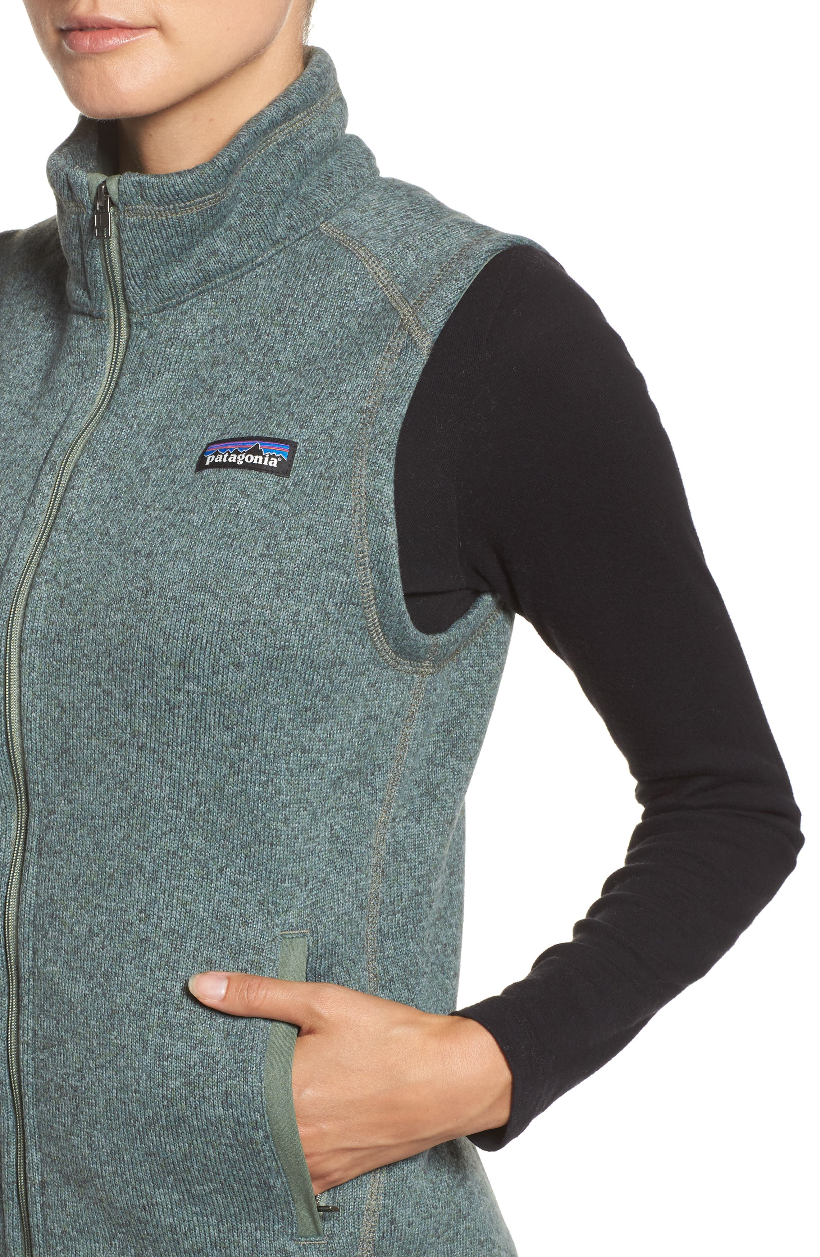 Alternate Image 4  - Patagonia Better Sweater Vest