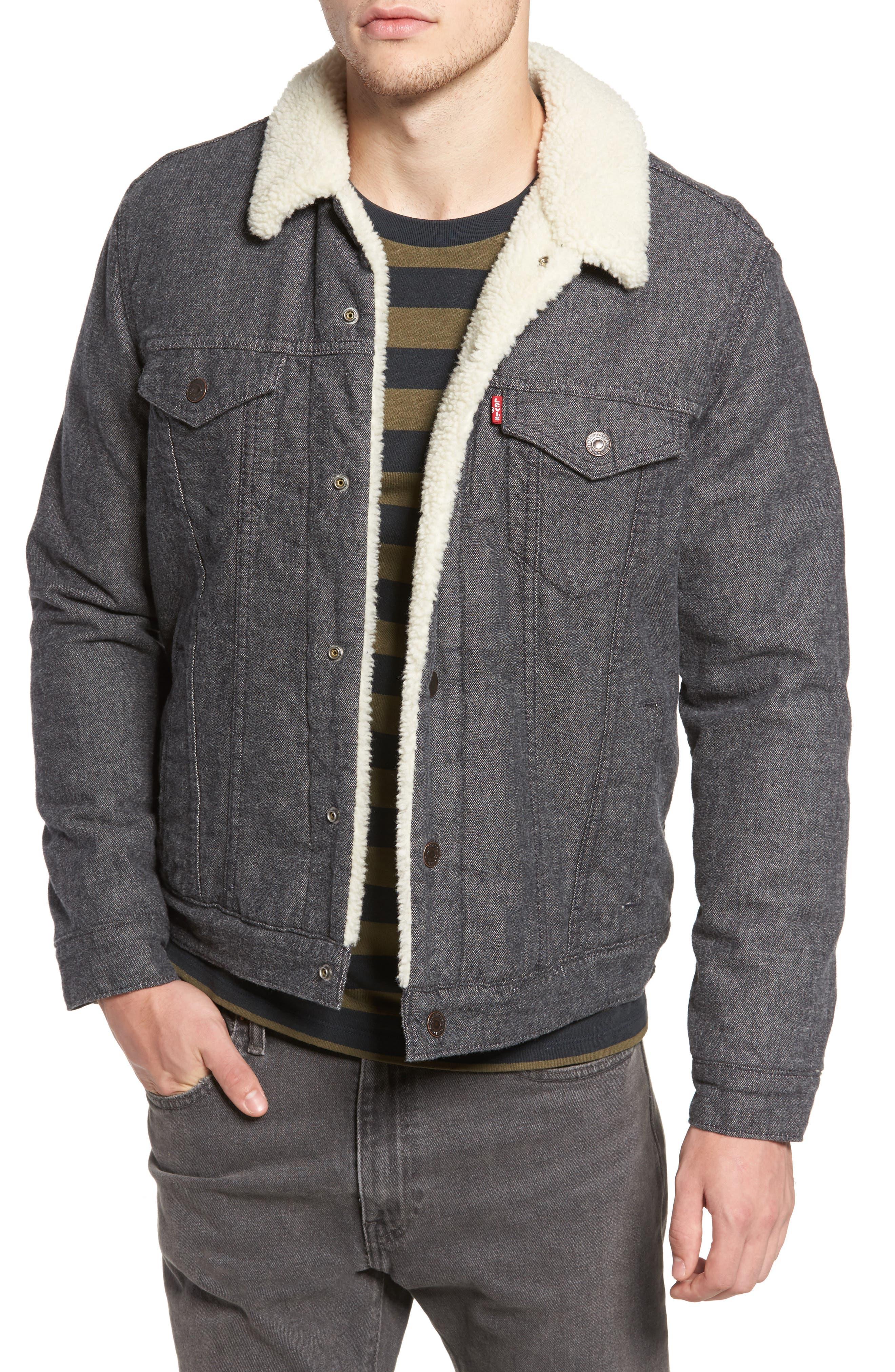 Levi's® Type 3 Sherpa Trucker Jacket