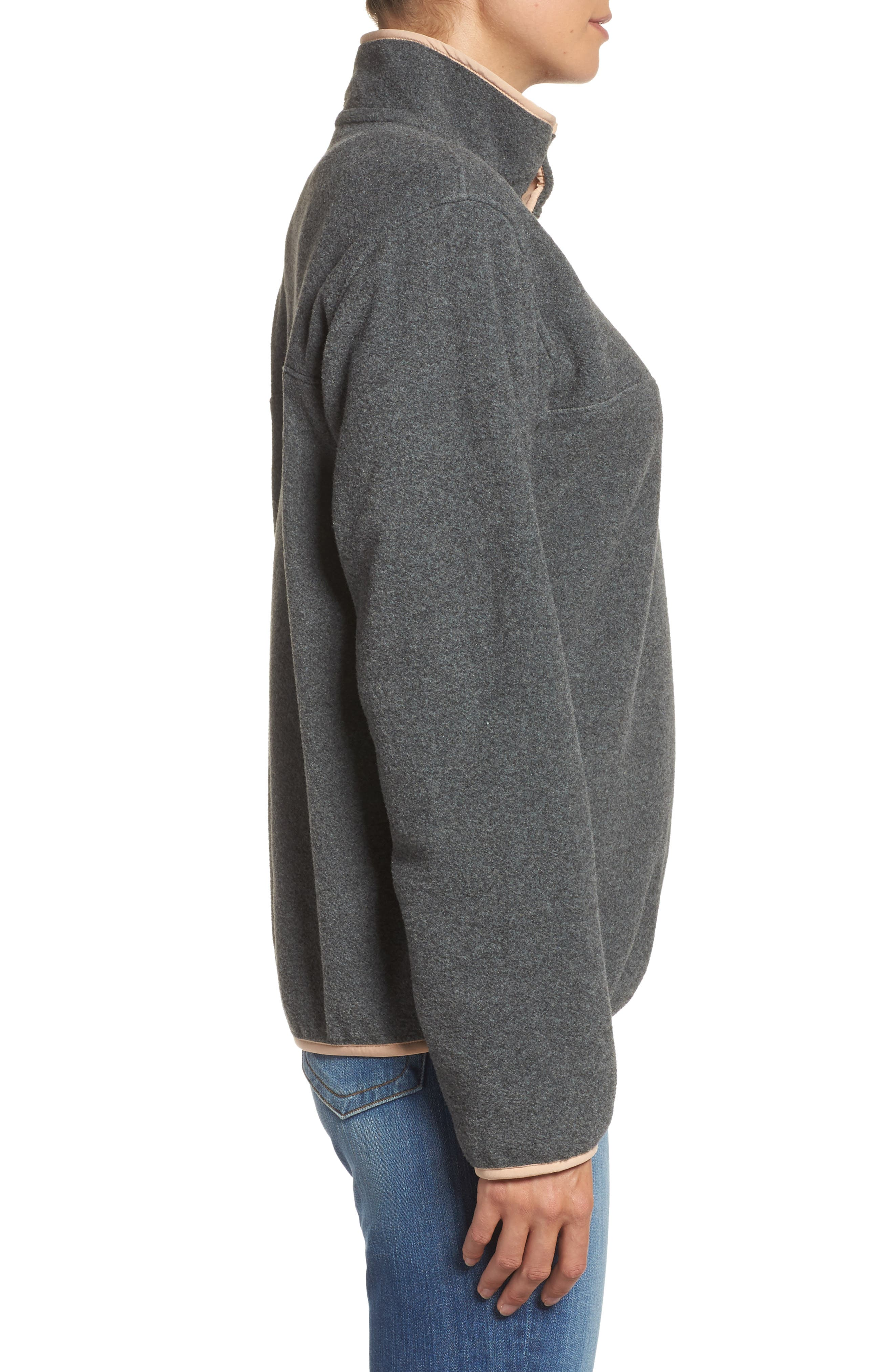 Alternate Image 3  - Patagonia Synchilla Snap-T® Fleece Pullover