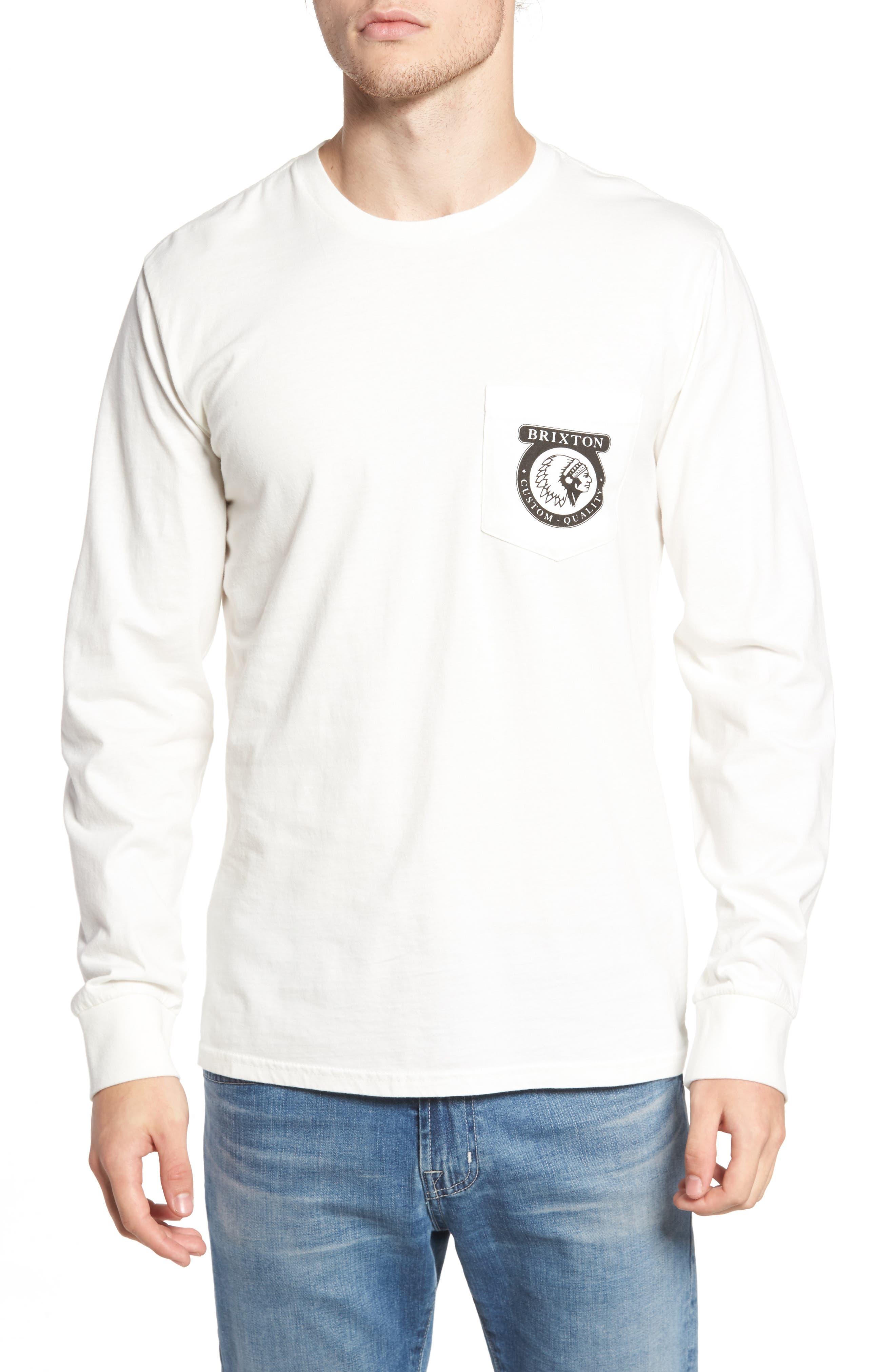 Brixton Pocket T-Shirt