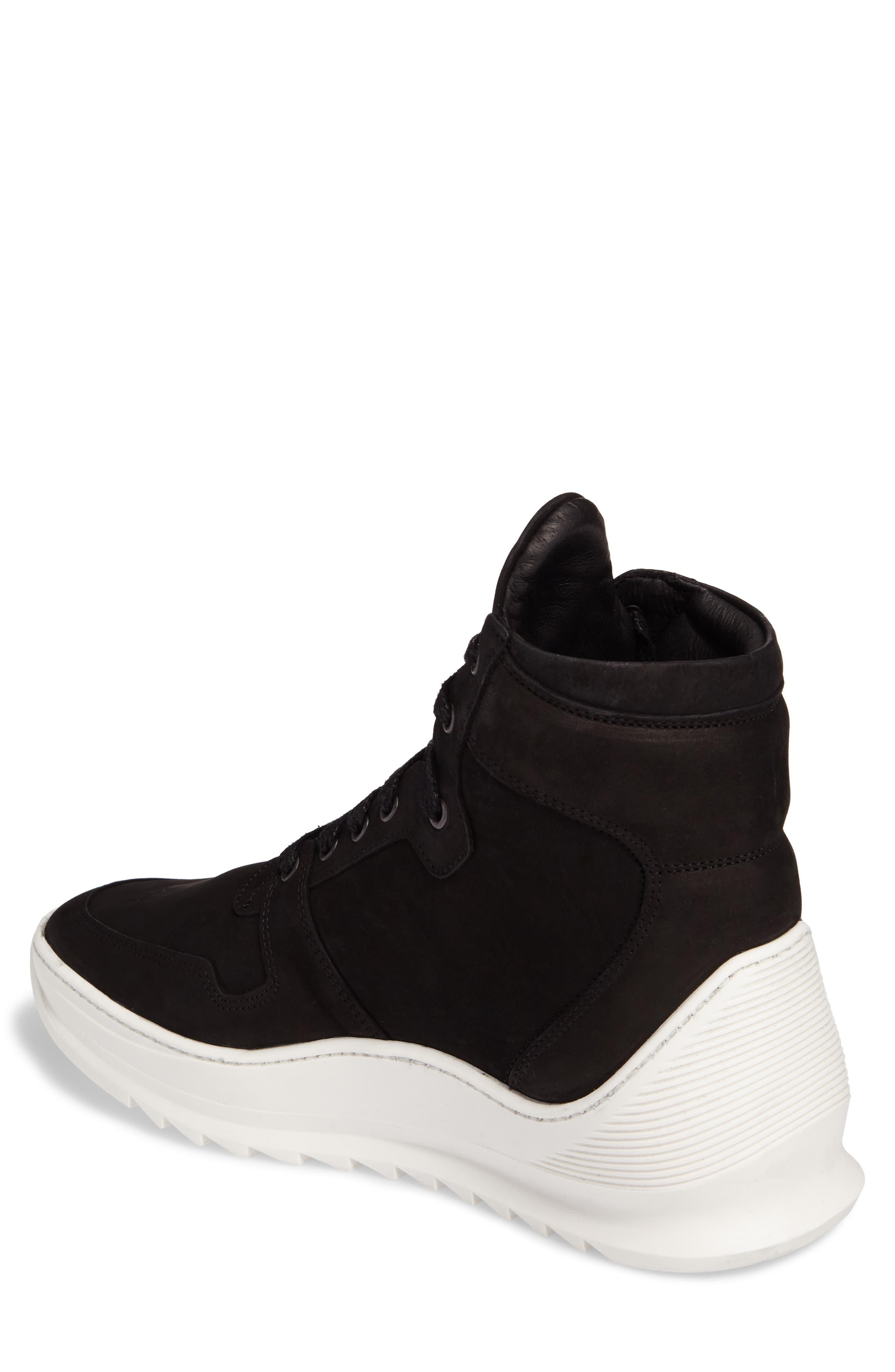 Transformed Sneaker,                             Alternate thumbnail 2, color,                             Basic Black