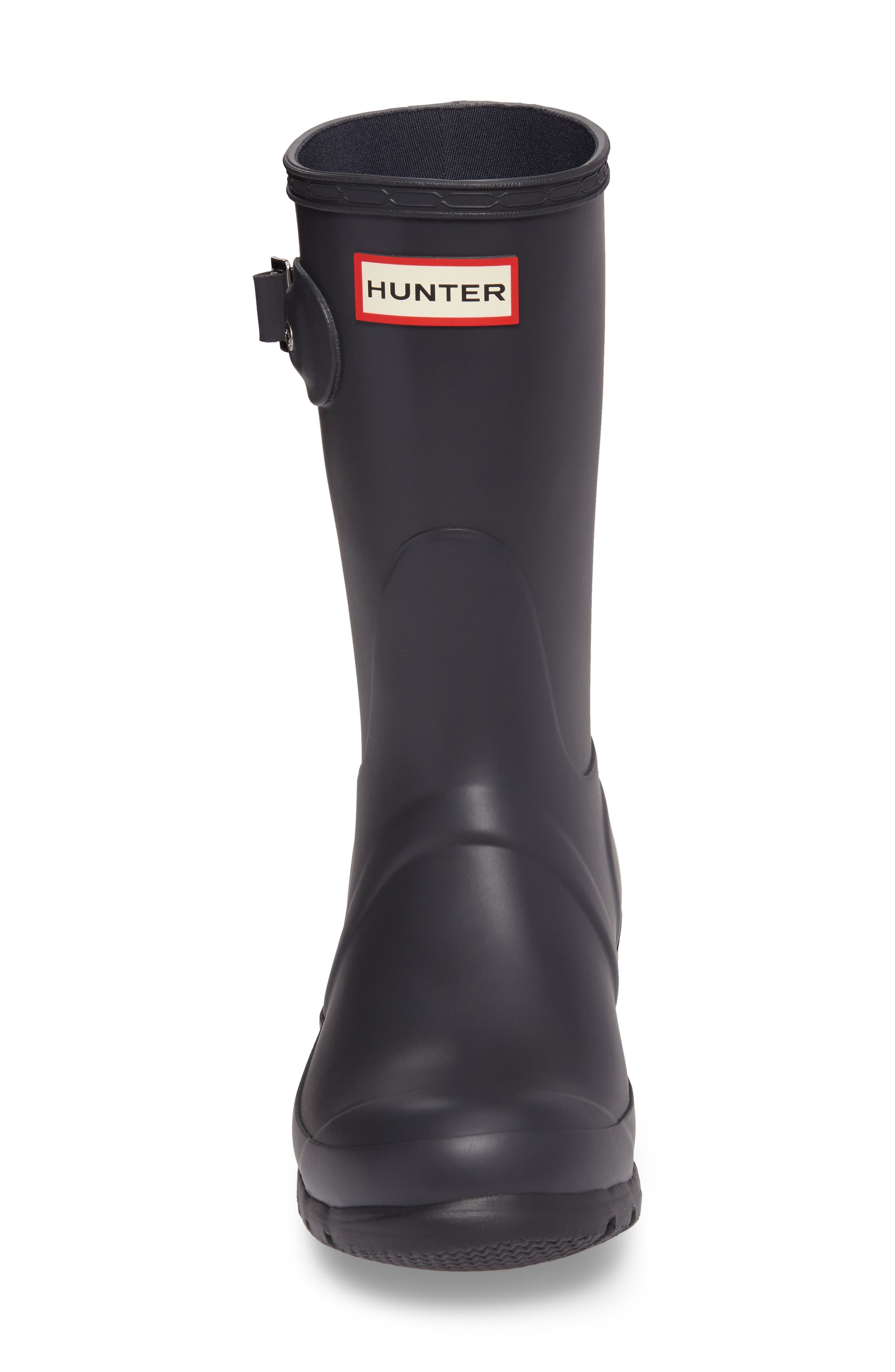 Alternate Image 4  - Hunter 'Original Short' Rain Boot (Women)