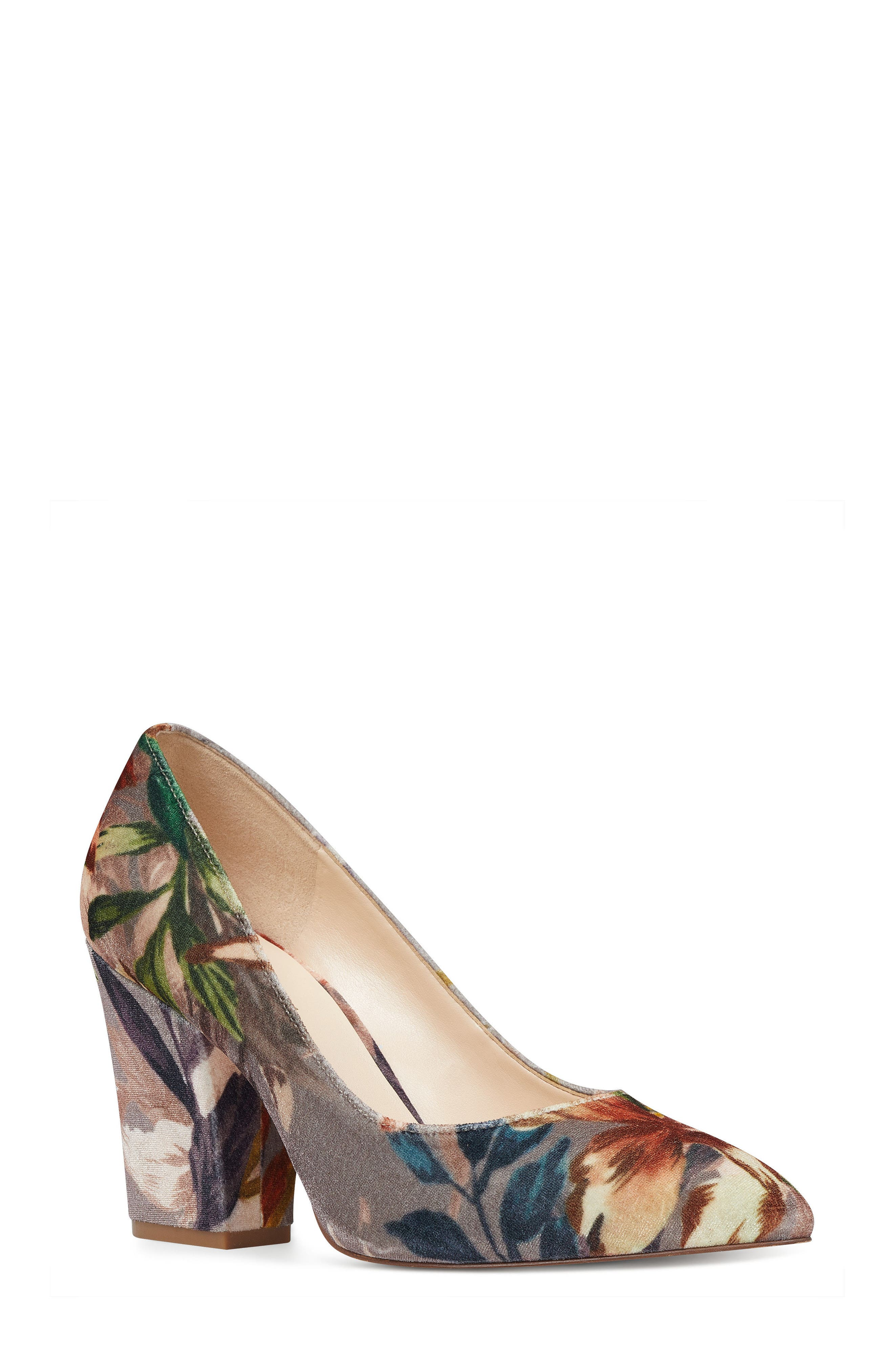 Nine West Scheila Pointy Toe Pump (Women)