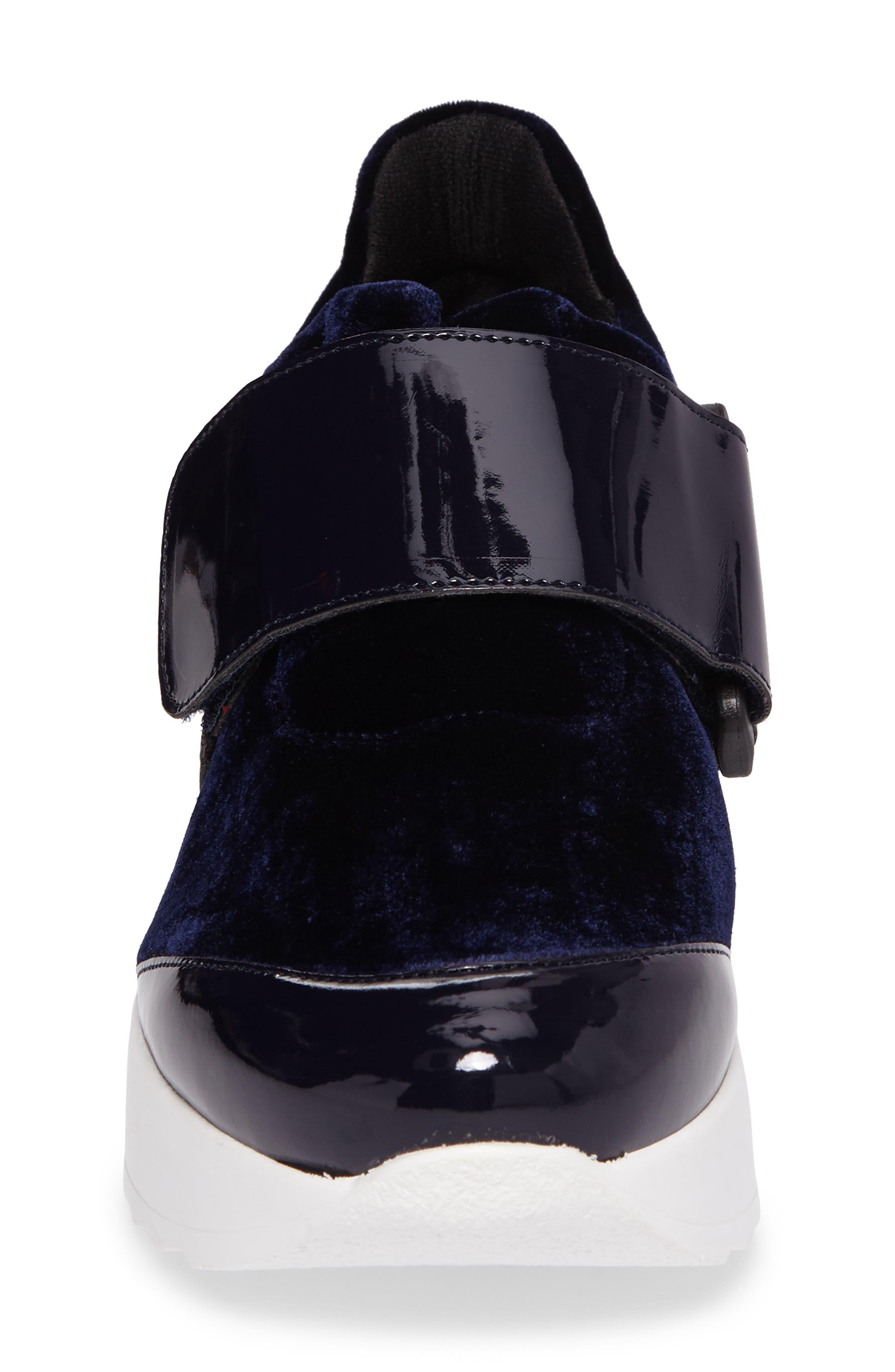 Cannon Sneaker,                             Alternate thumbnail 4, color,                             Navy