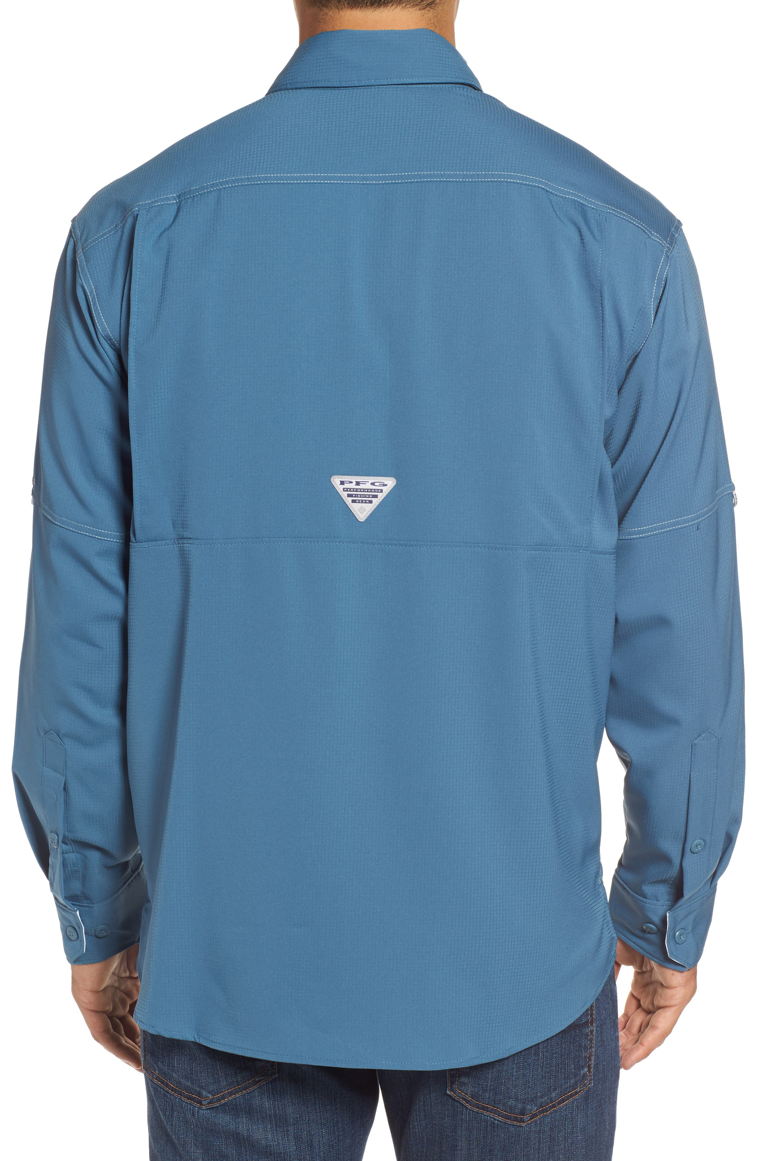Alternate Image 2  - Columbia Low Drag Offshore Woven Shirt