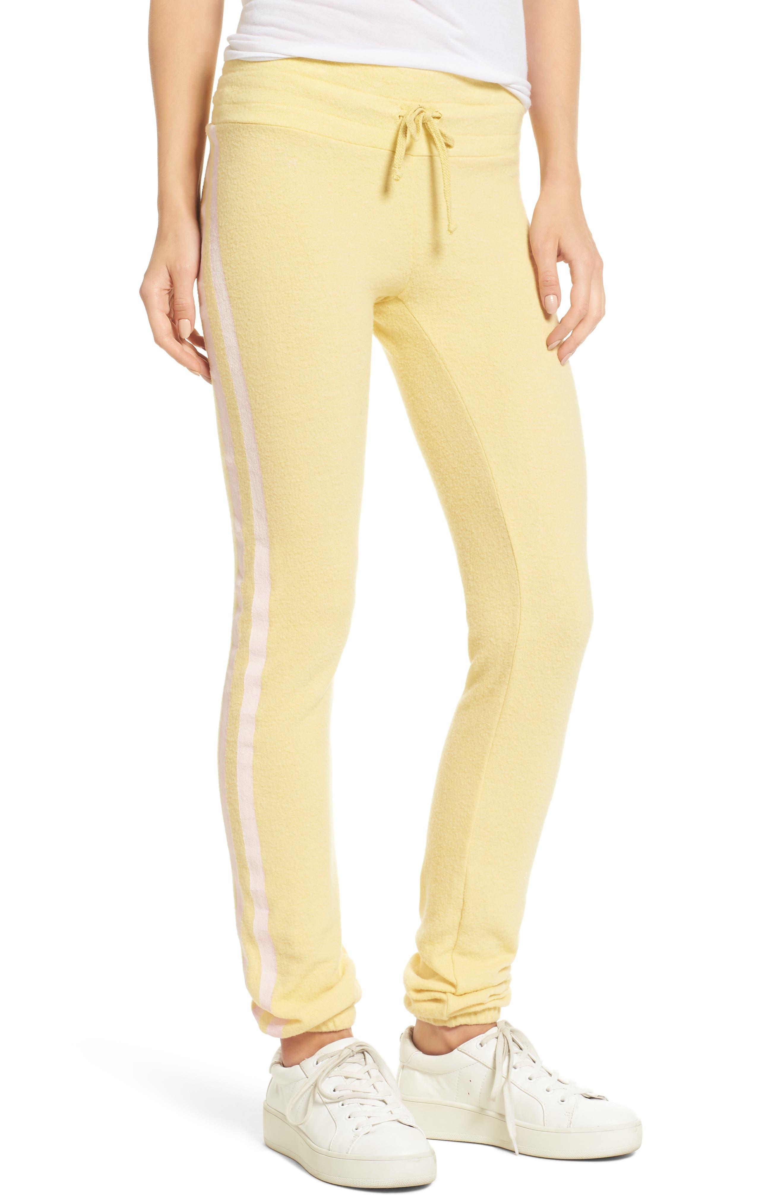 Dream Scene Sporty Stripe Track Pants