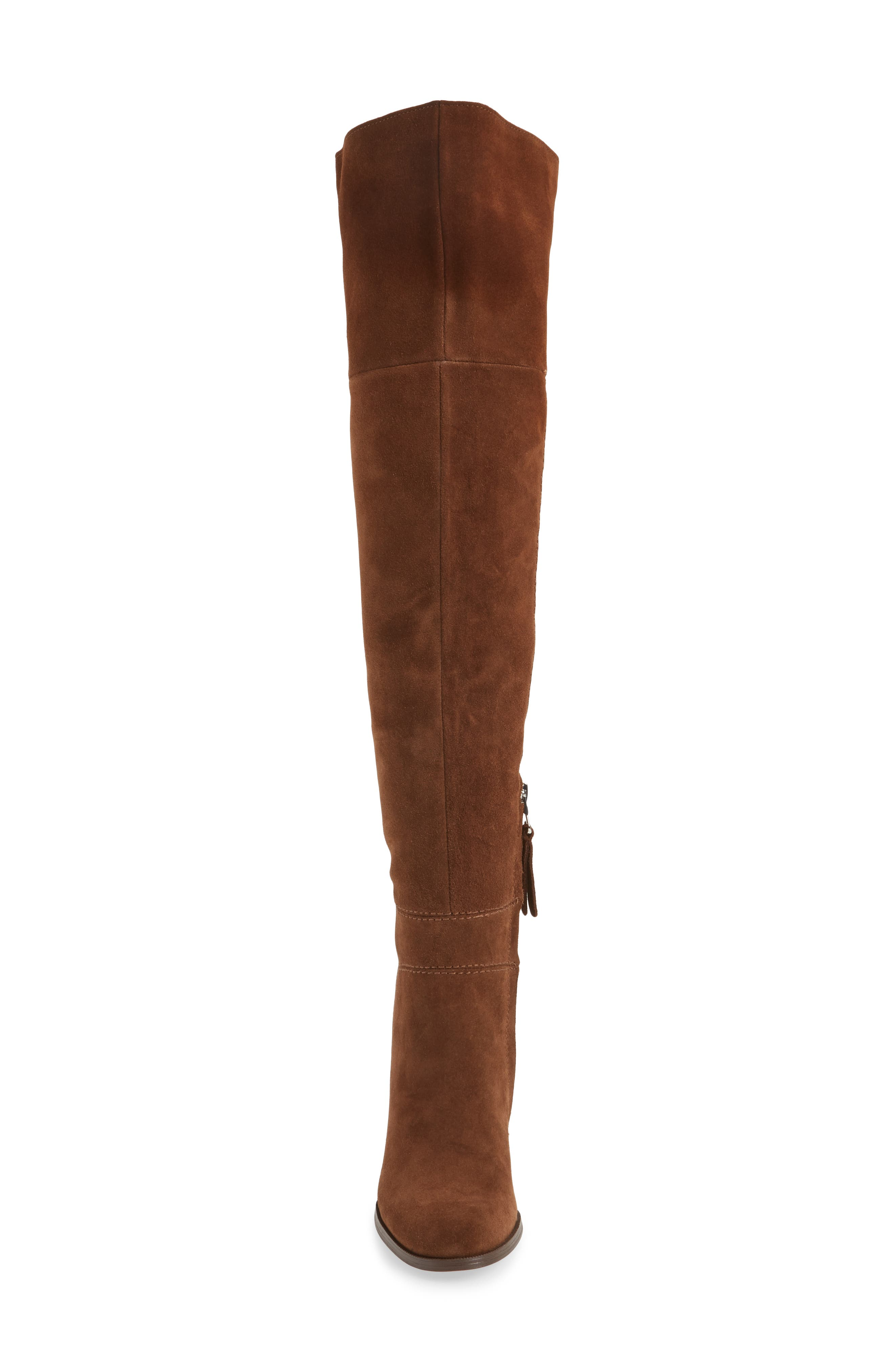 Alternate Image 4  - Steve Madden Novela Cuffable Over the Knee Boot (Women)