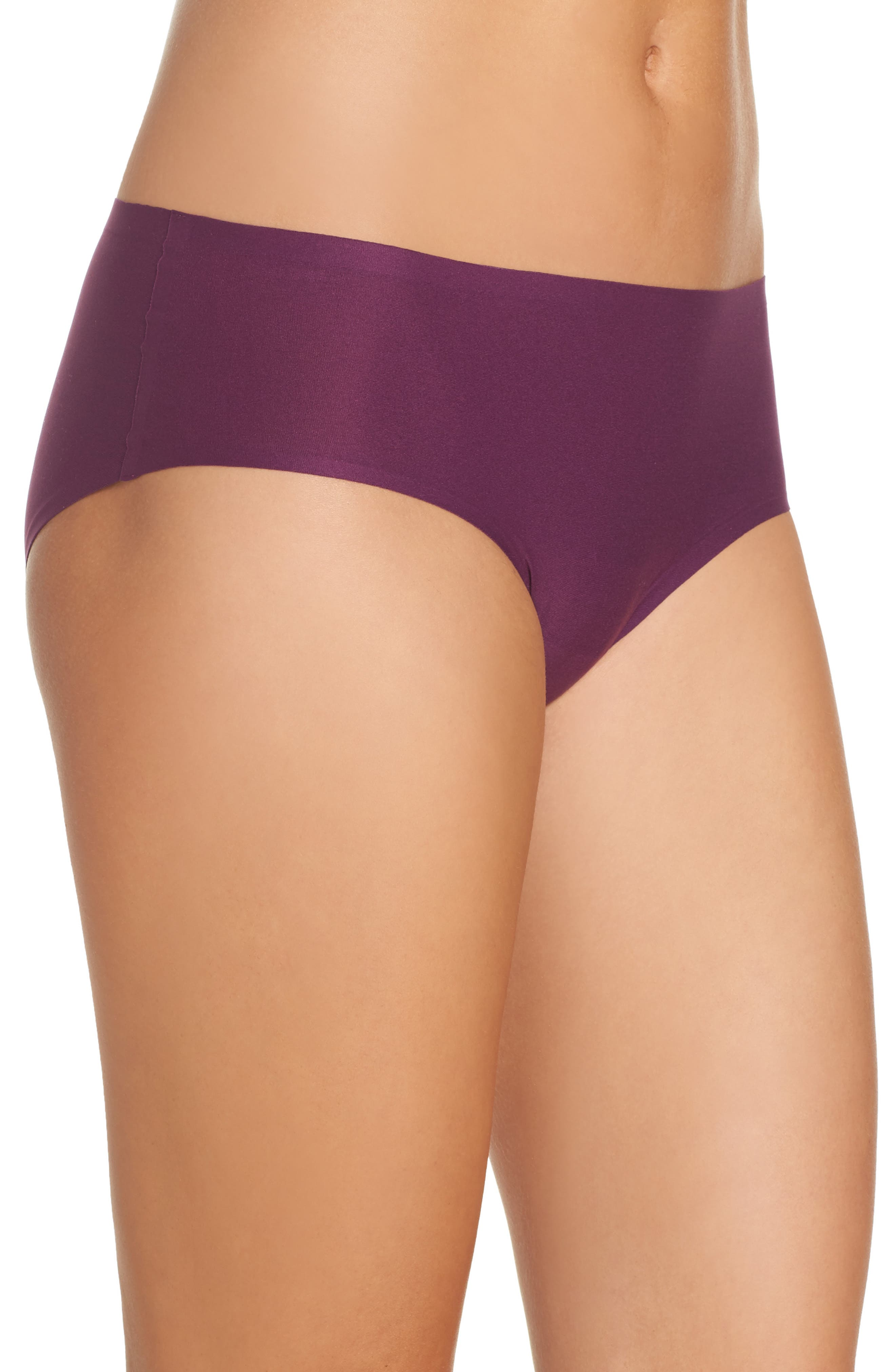 Alternate Image 3  - Chantelle Intimates Soft Stretch Seamless Hipster Panties