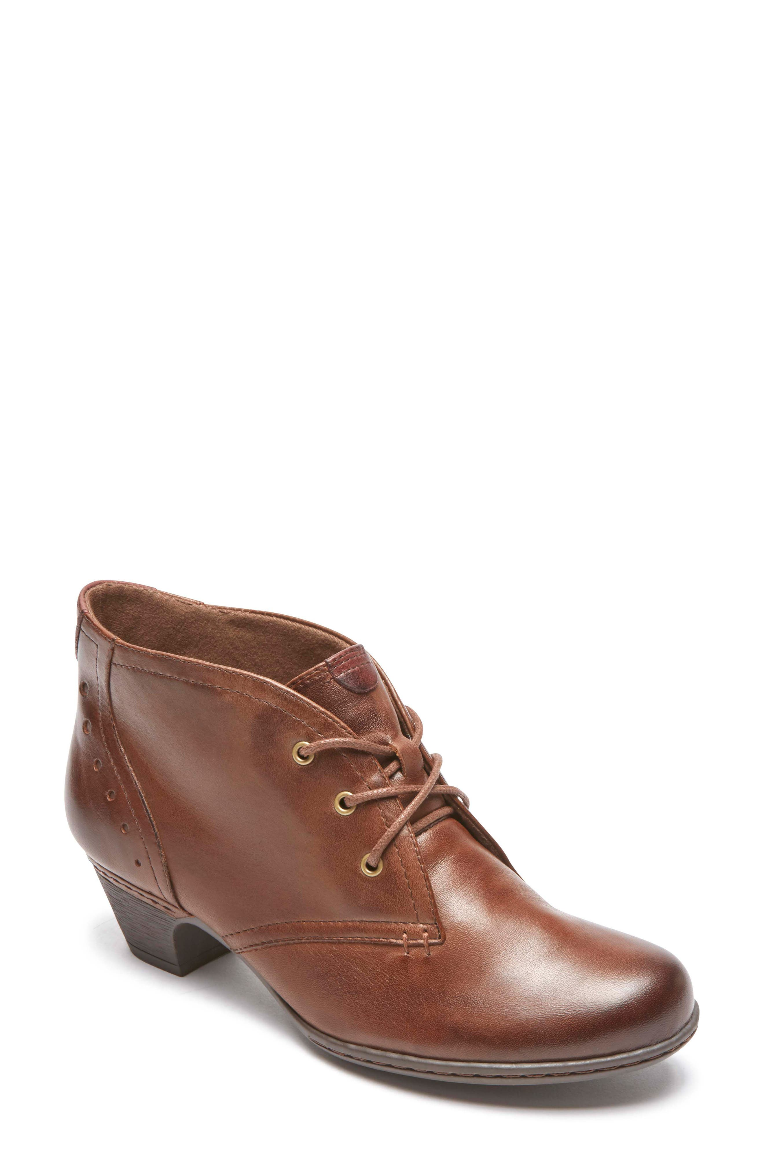 Rockport Cobb Hill Aria Leather Boot (Women)