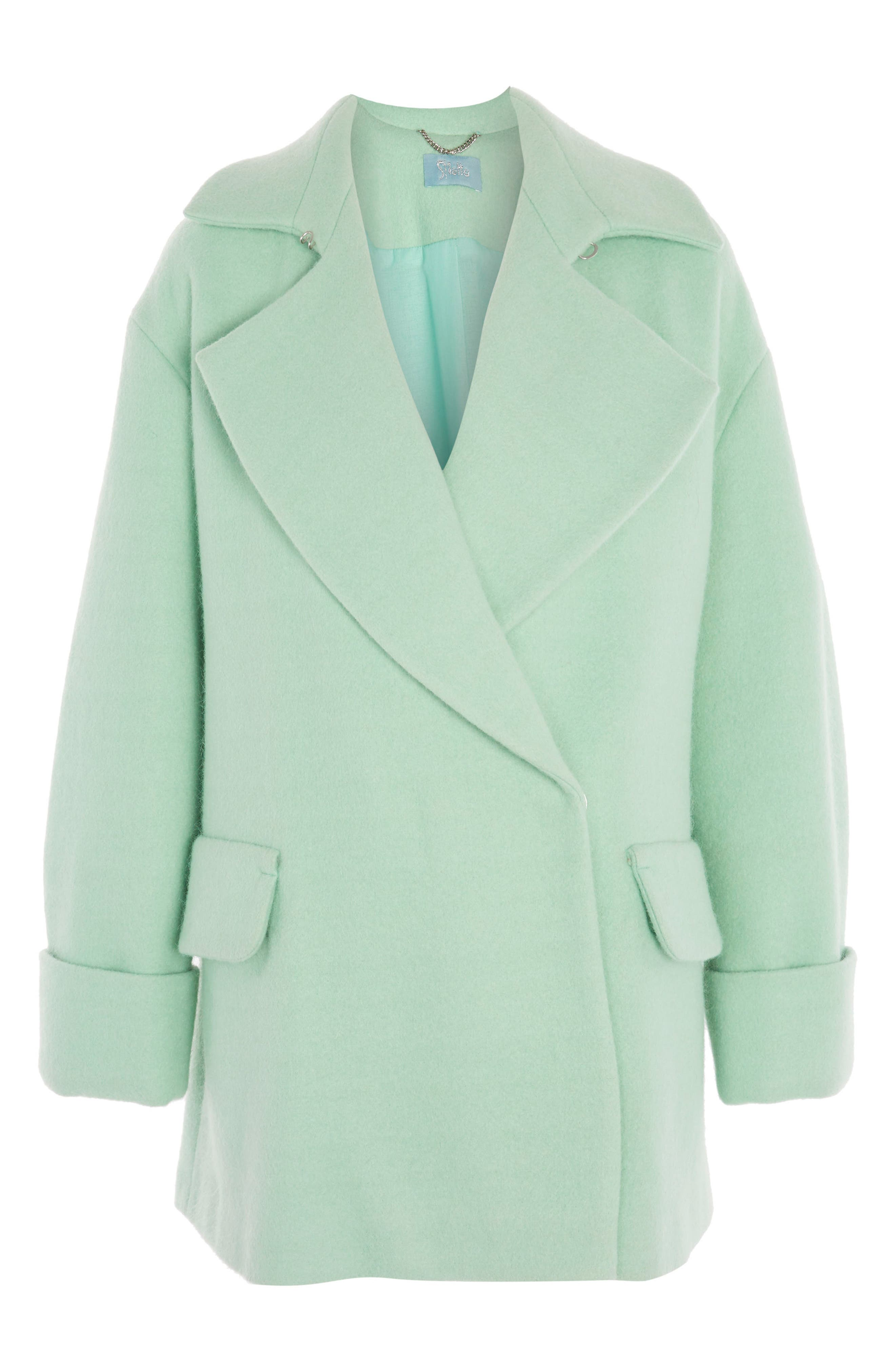 Topshop Swing Coat