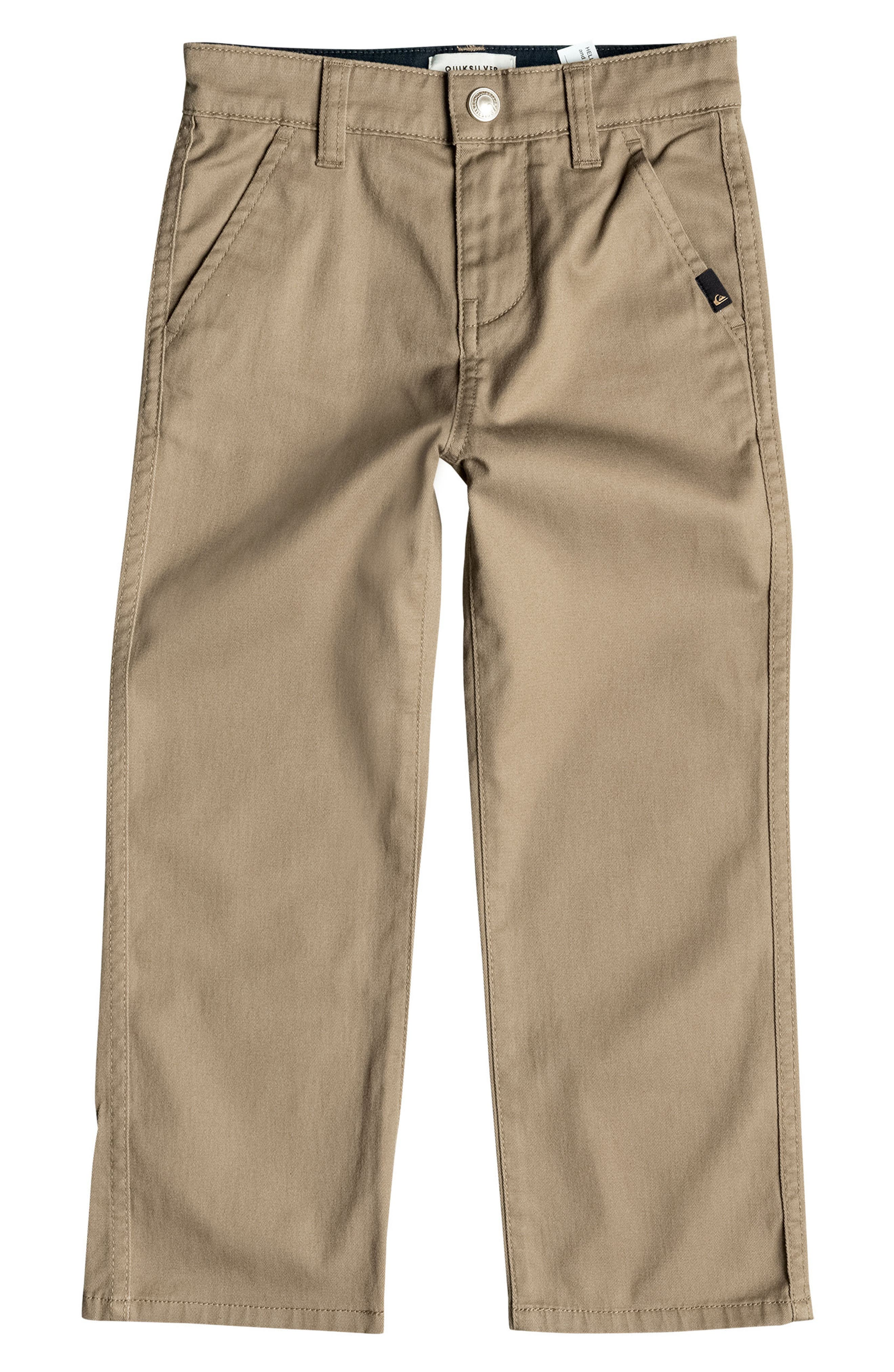 Alternate Image 1 Selected - Quiksilver Everyday Union Pants (Toddler Boys & Little Boys)
