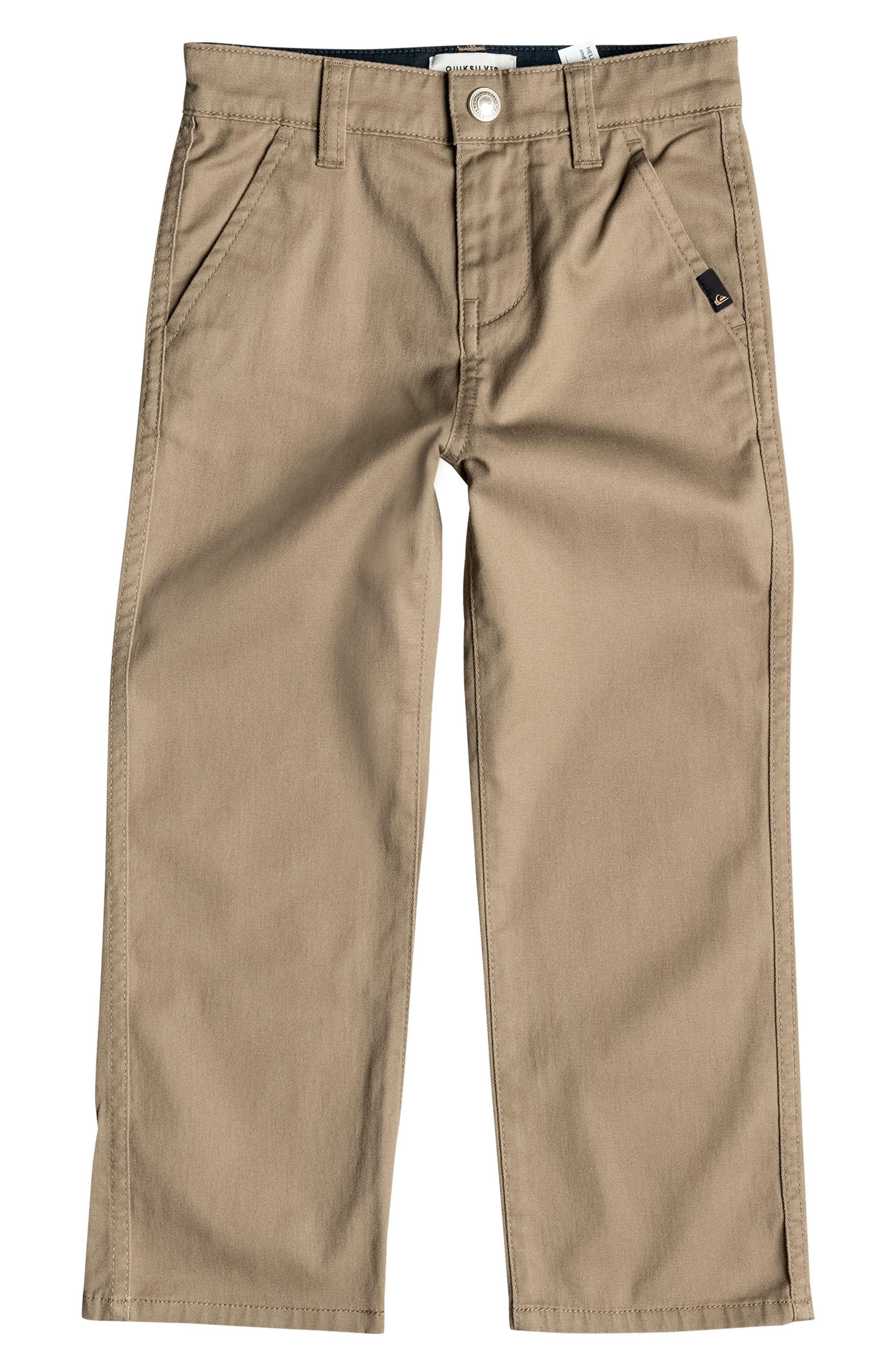 Main Image - Quiksilver Everyday Union Pants (Toddler Boys & Little Boys)