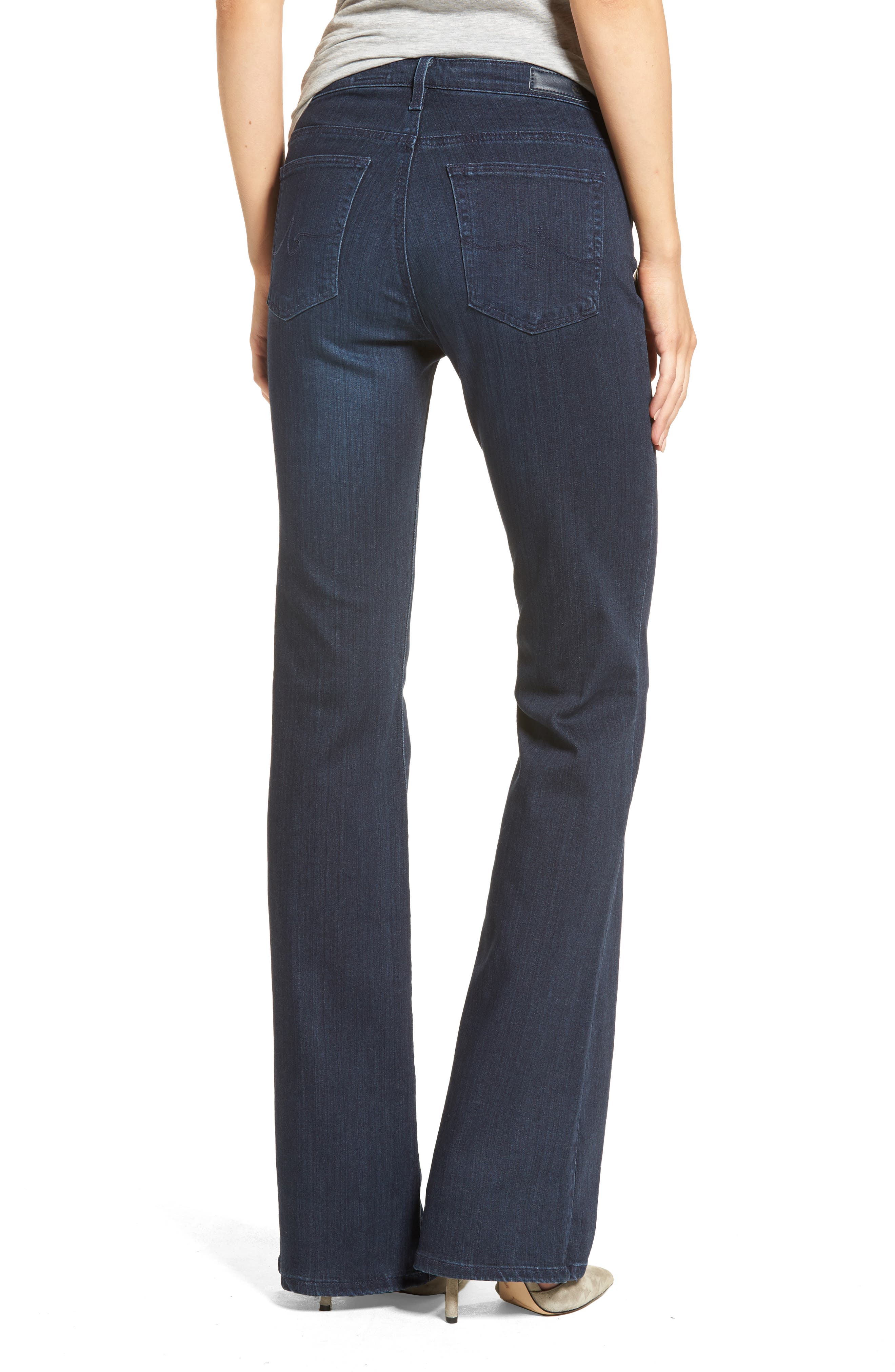 Alternate Image 2  - AG 'The New Angel' Bootcut Jeans (Gallant)