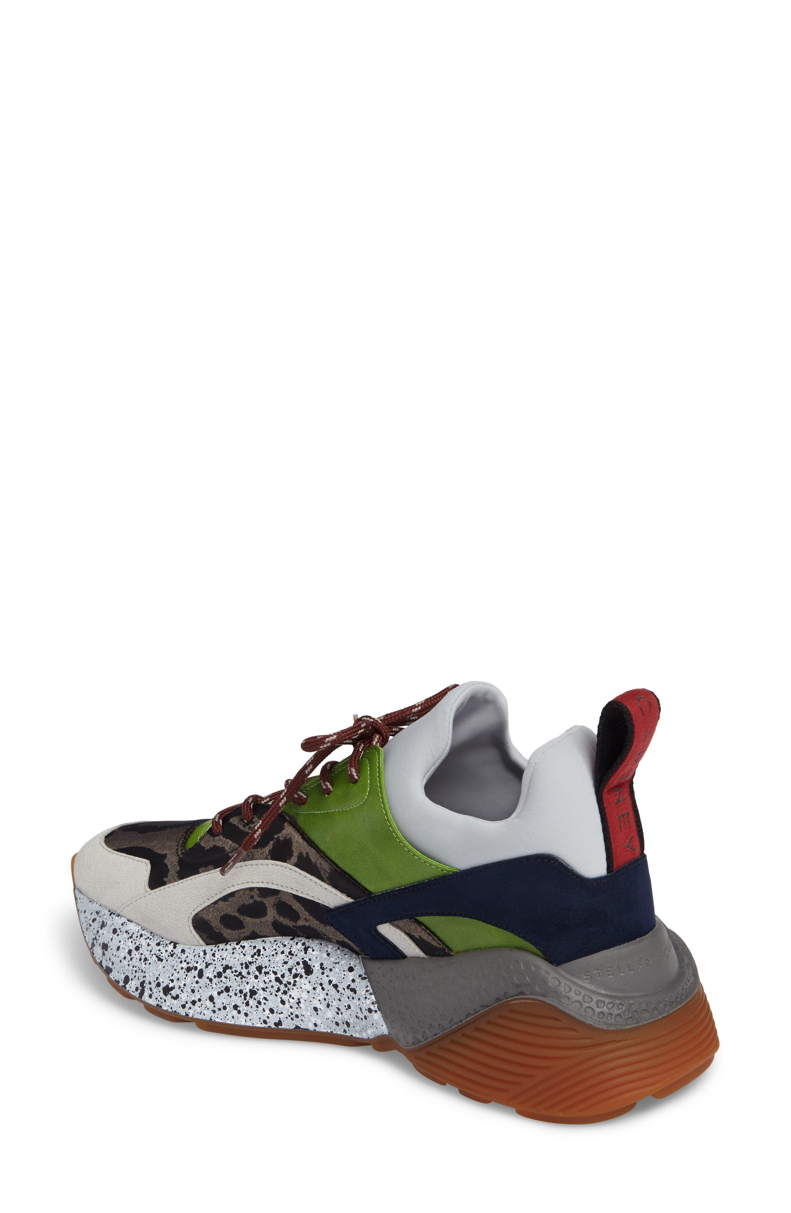 Eclypse Sneaker,                             Alternate thumbnail 2, color,                             Grey Multi