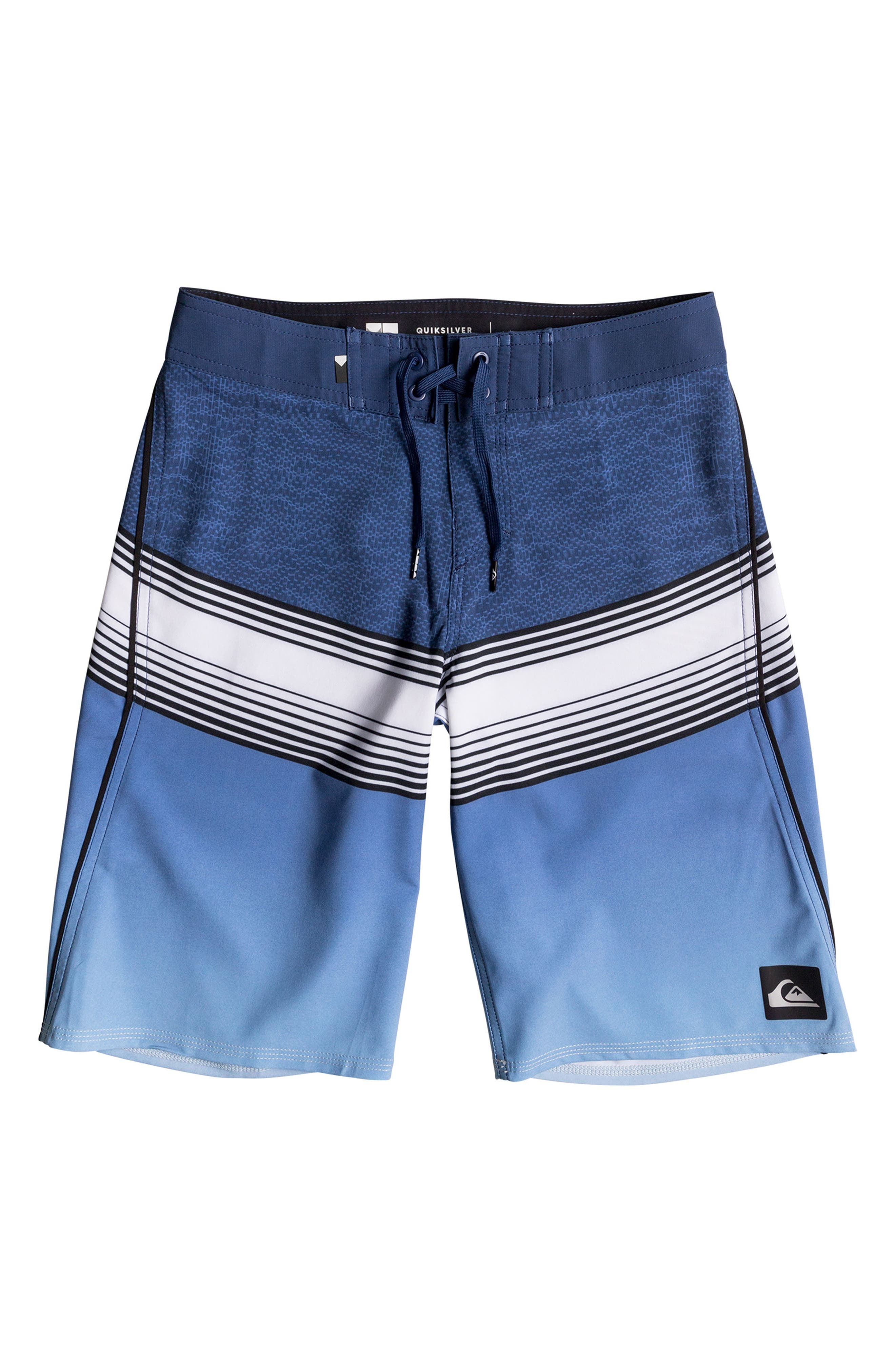 Division Fade Board Shorts,                         Main,                         color, Estate Blue