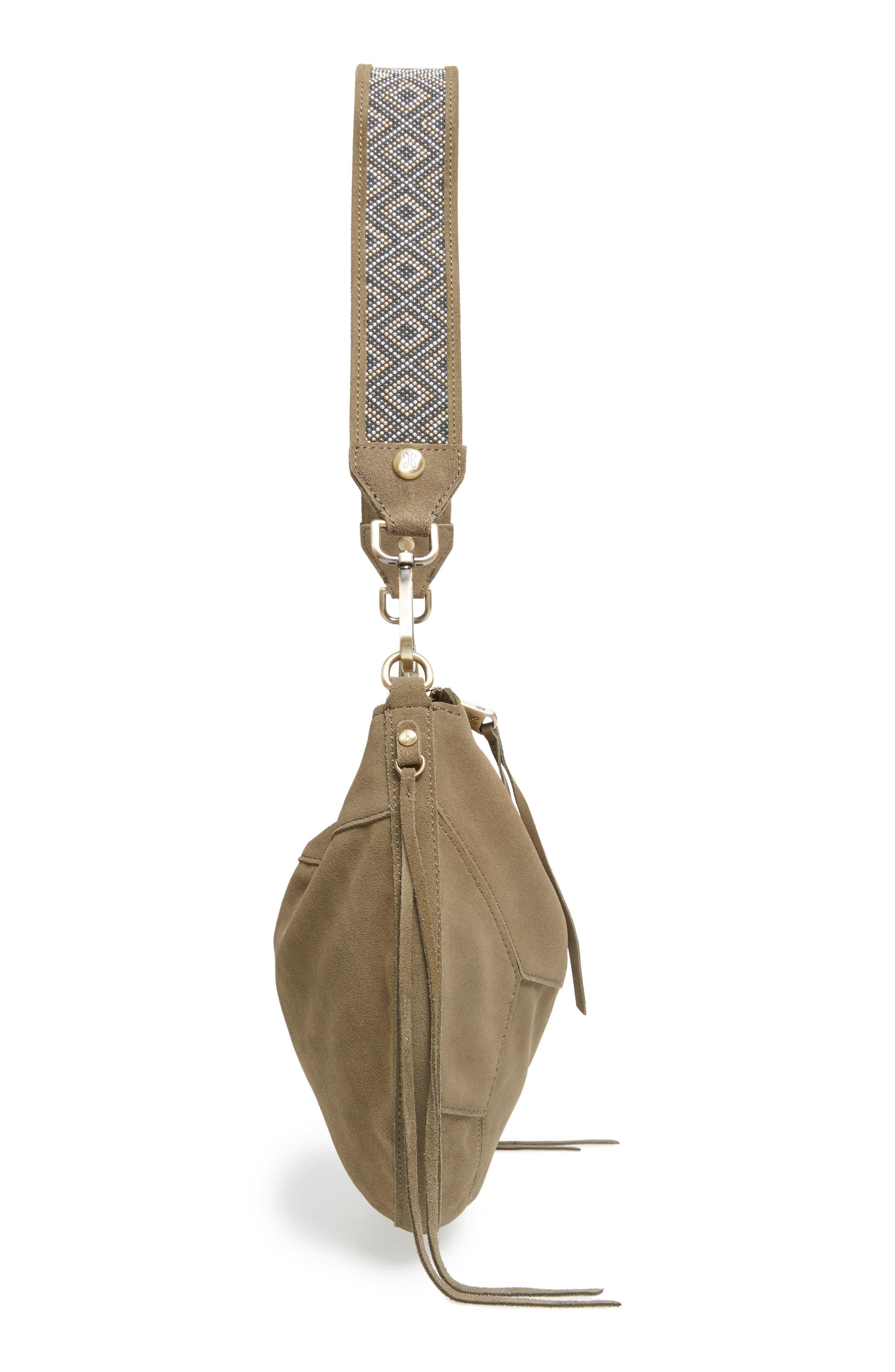 Alternate Image 3  - Hobo Cisco Leather Hobo Bag