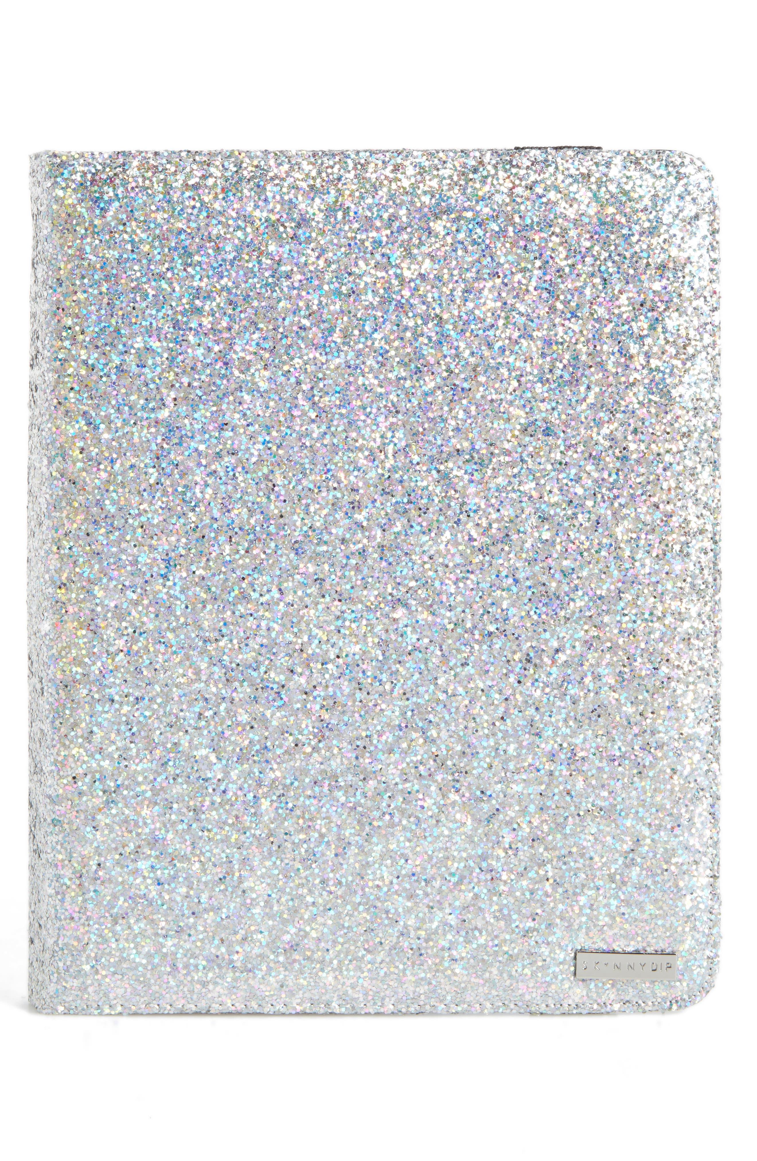 Skinny Dip Sparkle iPad Air Folio