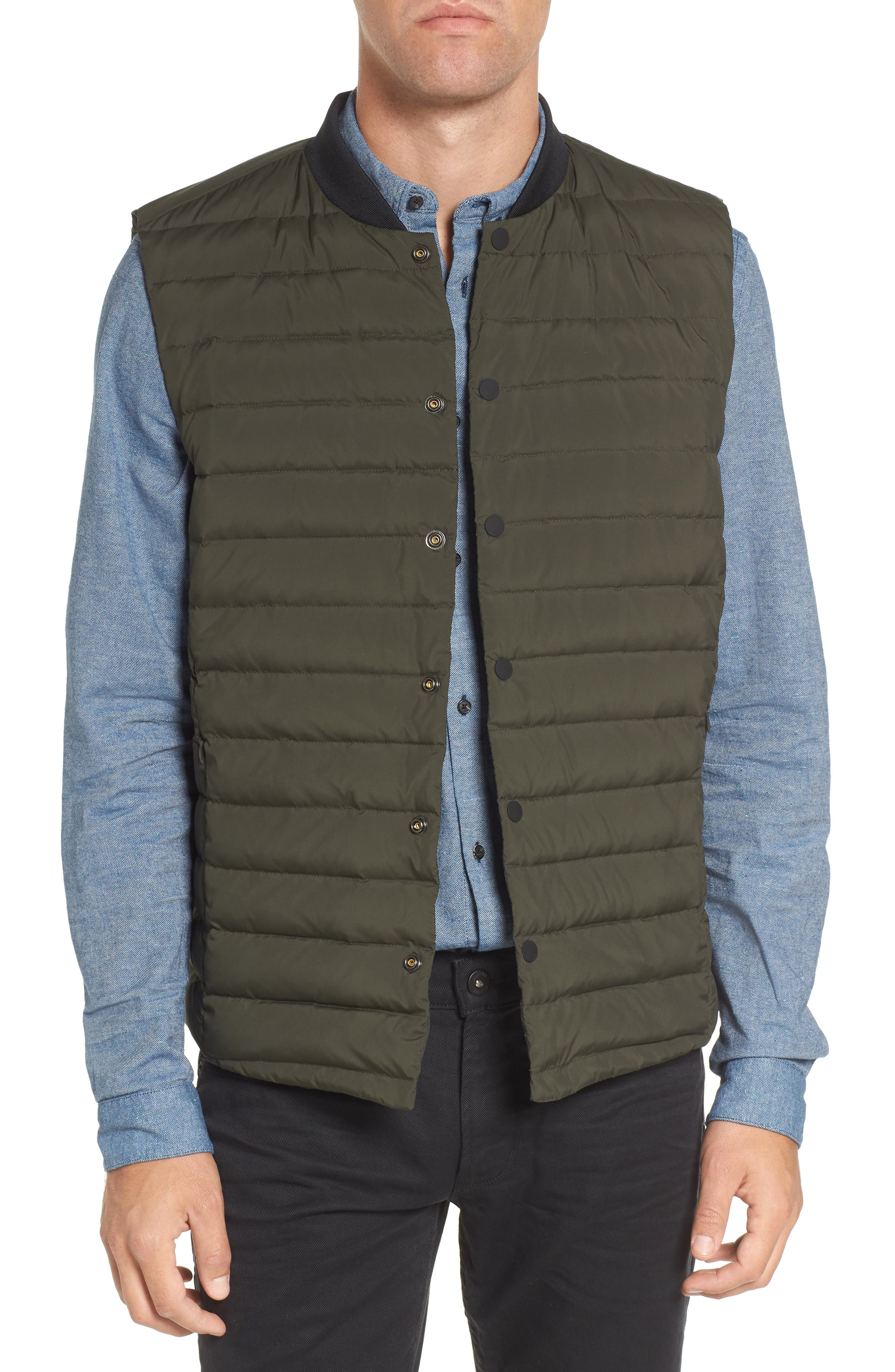Main Image - Scotch & Soda Down Vest