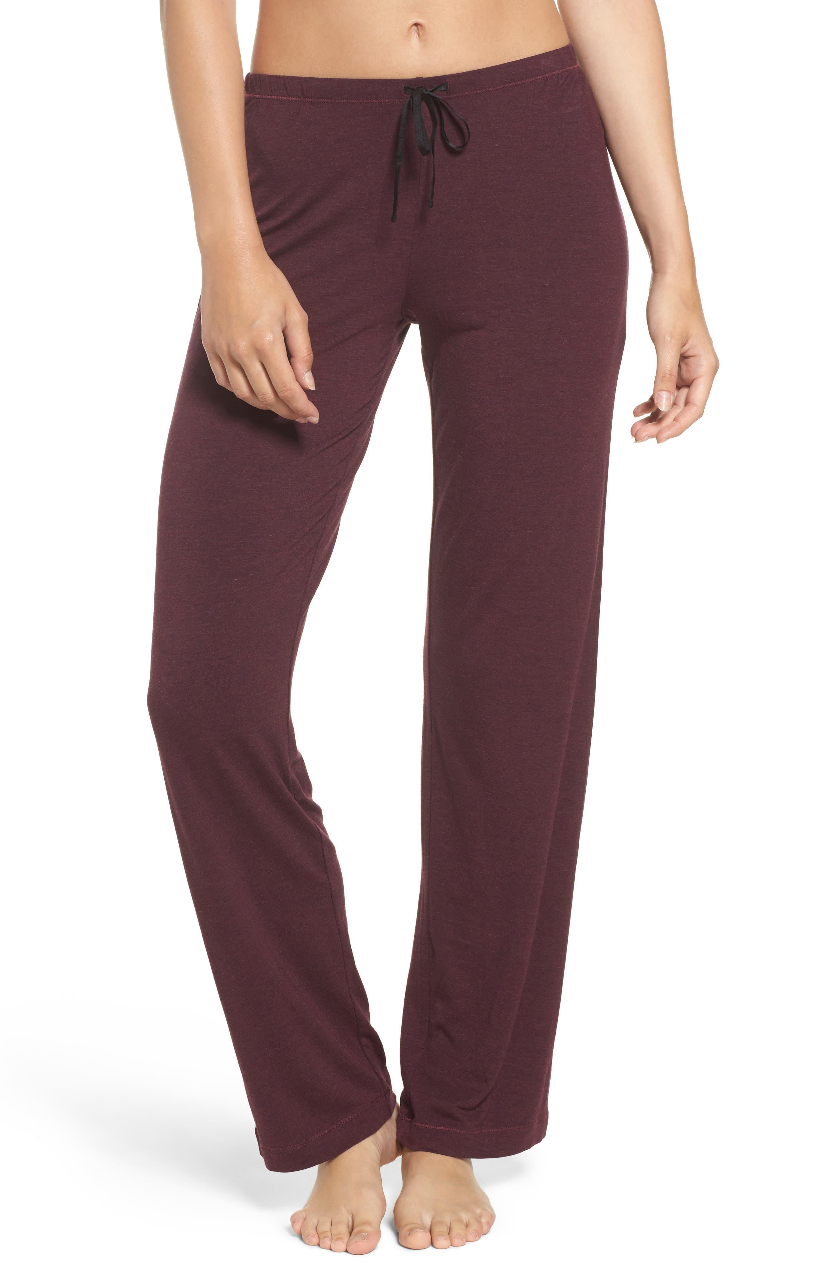 Main Image - DKNY Jersey Lounge Pants