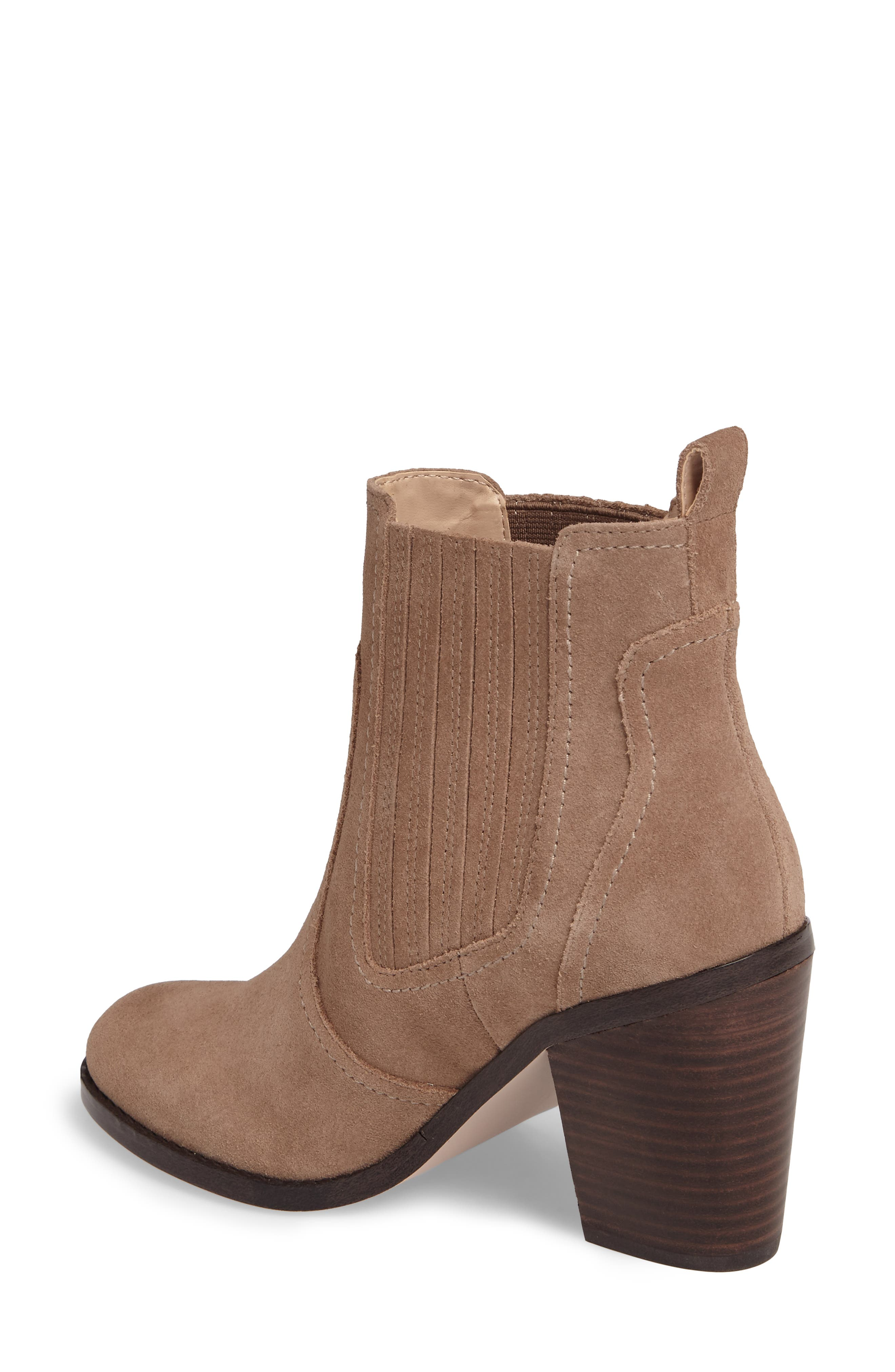 Harbor Bootie,                             Alternate thumbnail 2, color,                             Taupe