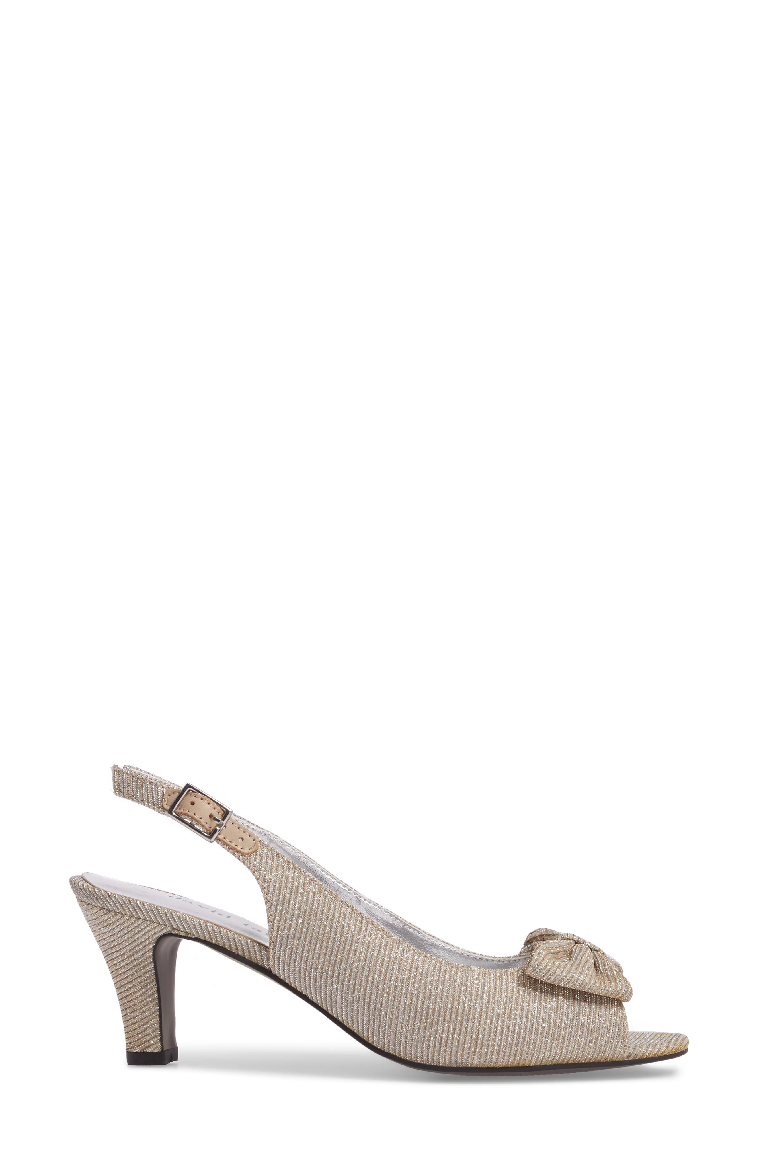 Alternate Image 3  - David Tate Spirit Slingback Sandal (Women)