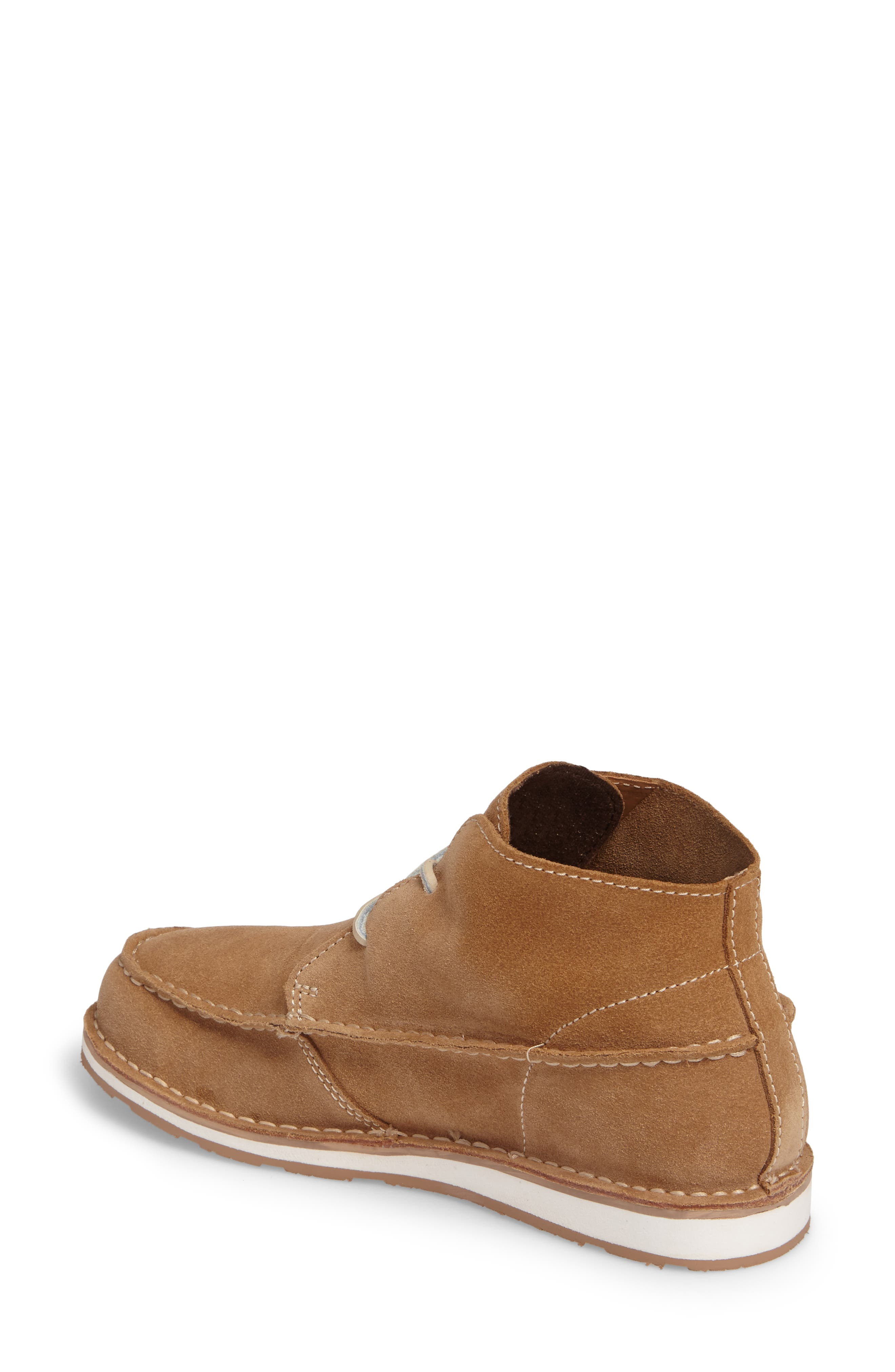 Cruiser Chukka Boot,                             Alternate thumbnail 2, color,                             Lace Dirty Taupe Suede