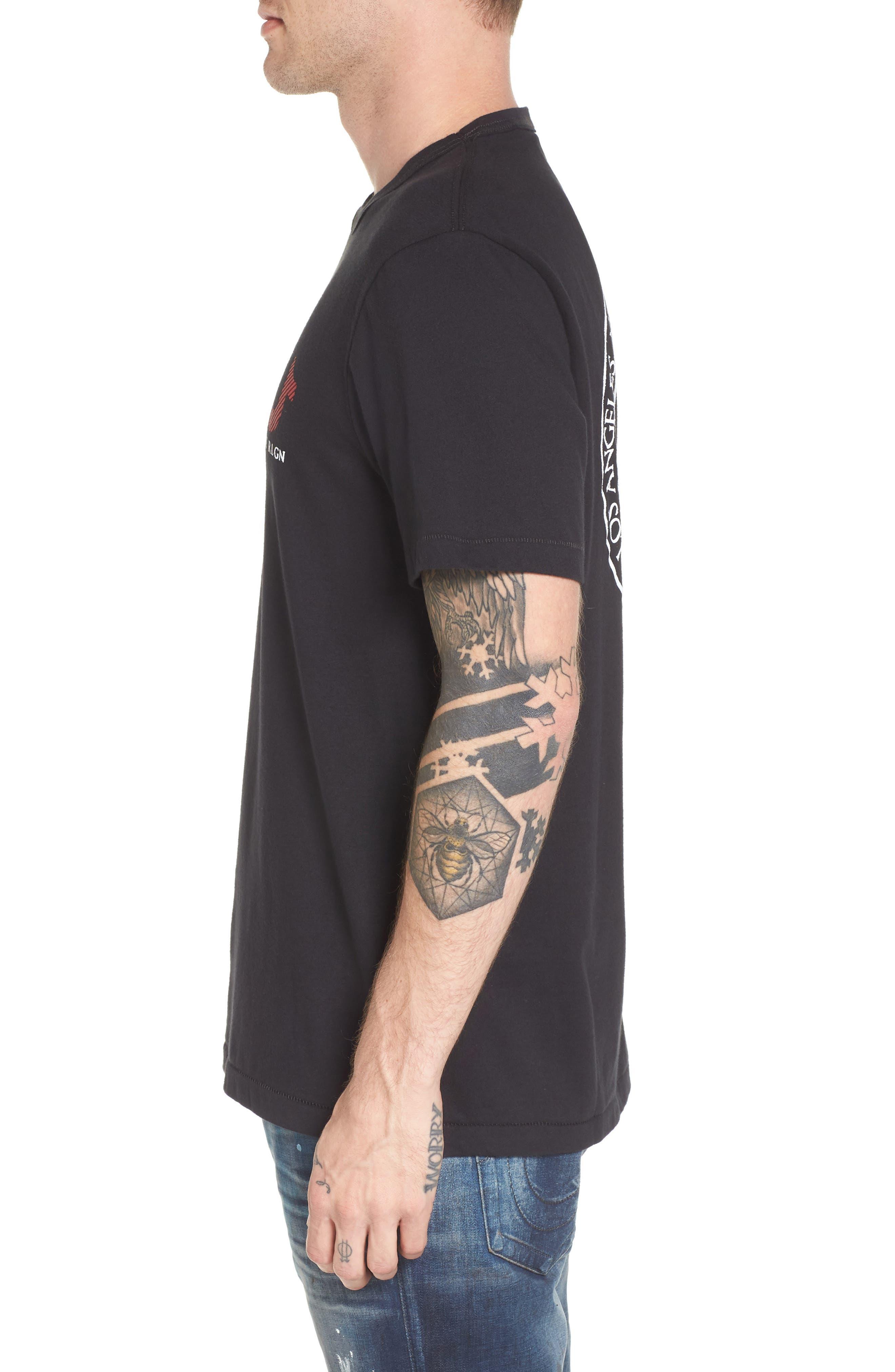 Alternate Image 3  - True Religion Brand Jeans Logo Graphic T-Shirt