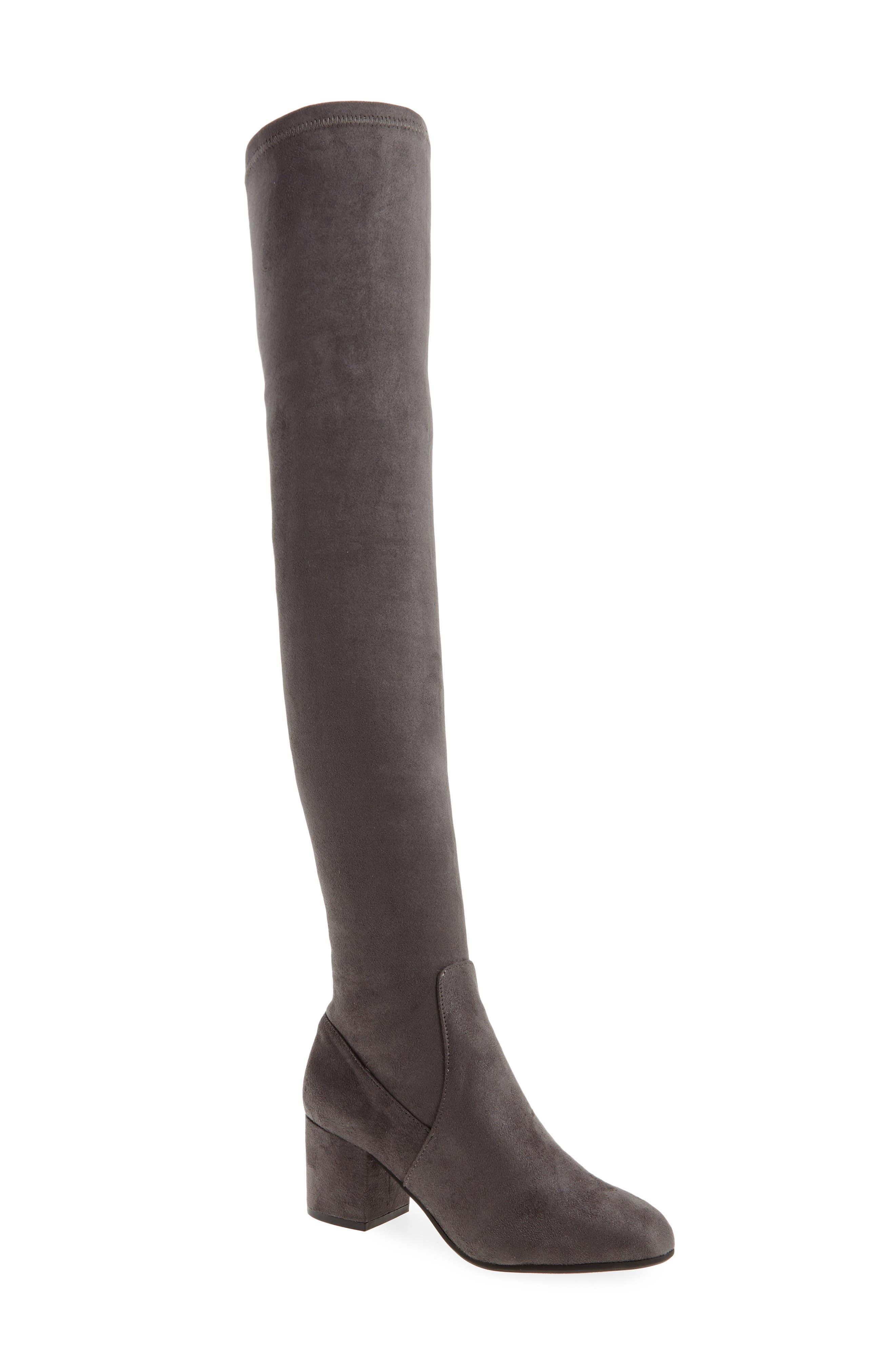 Steve Madden Isaac Over the Knee Boot (Women)