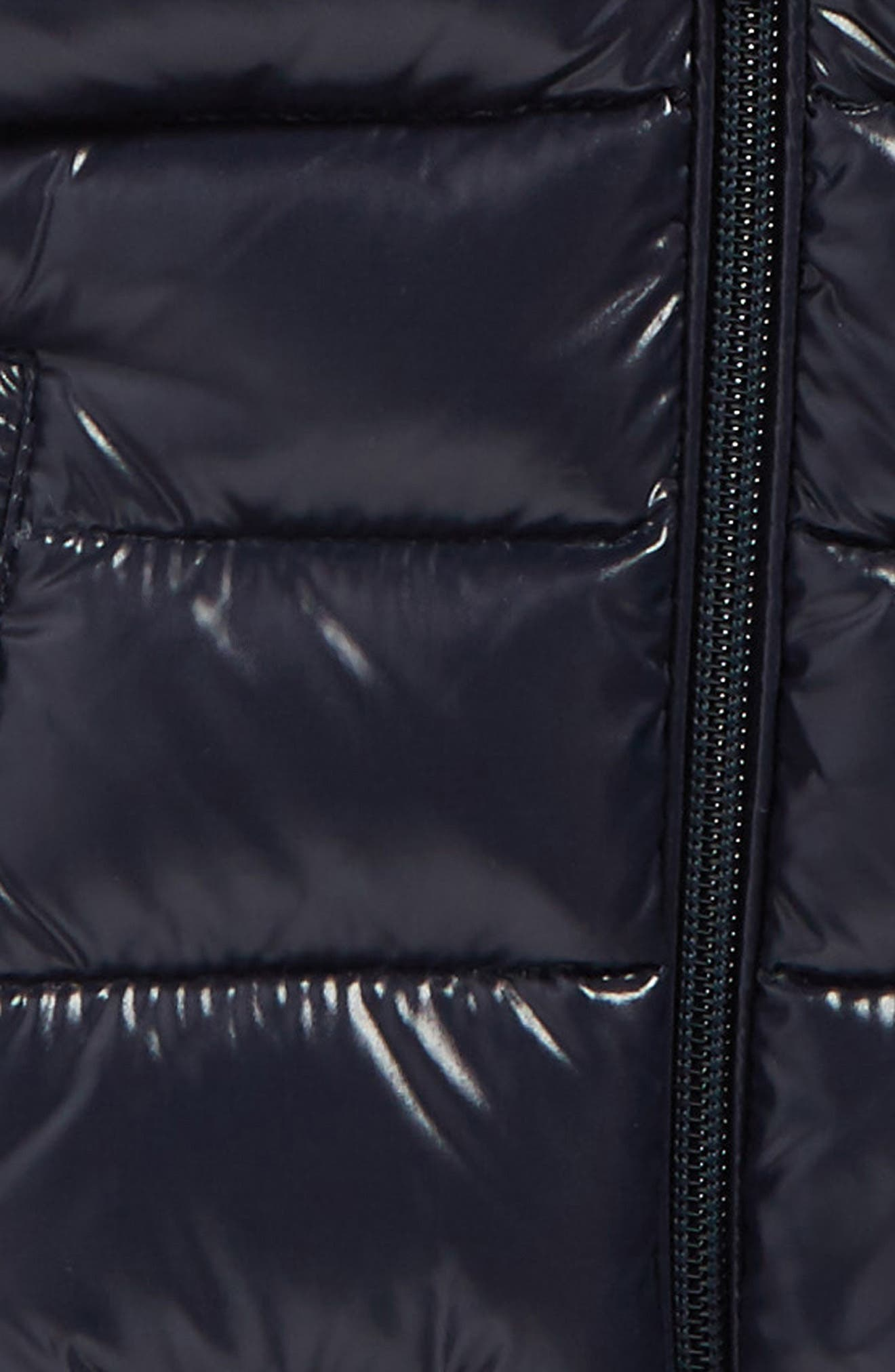 Alternate Image 2  - Moncler Larry Hooded Down Puffer Vest (Baby Boys & Toddler Boys)