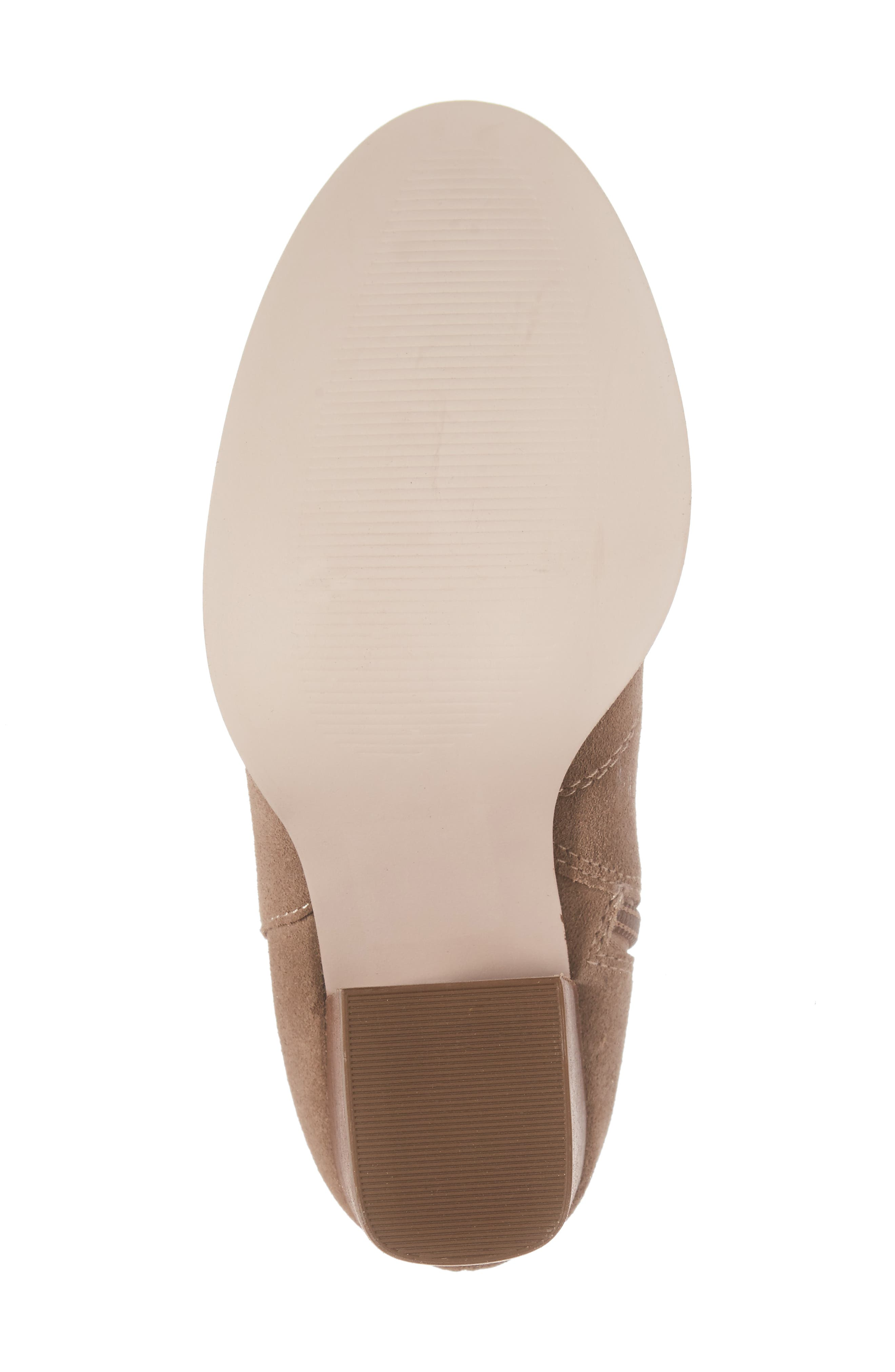 Ambrose Bootie,                             Alternate thumbnail 6, color,                             Taupe