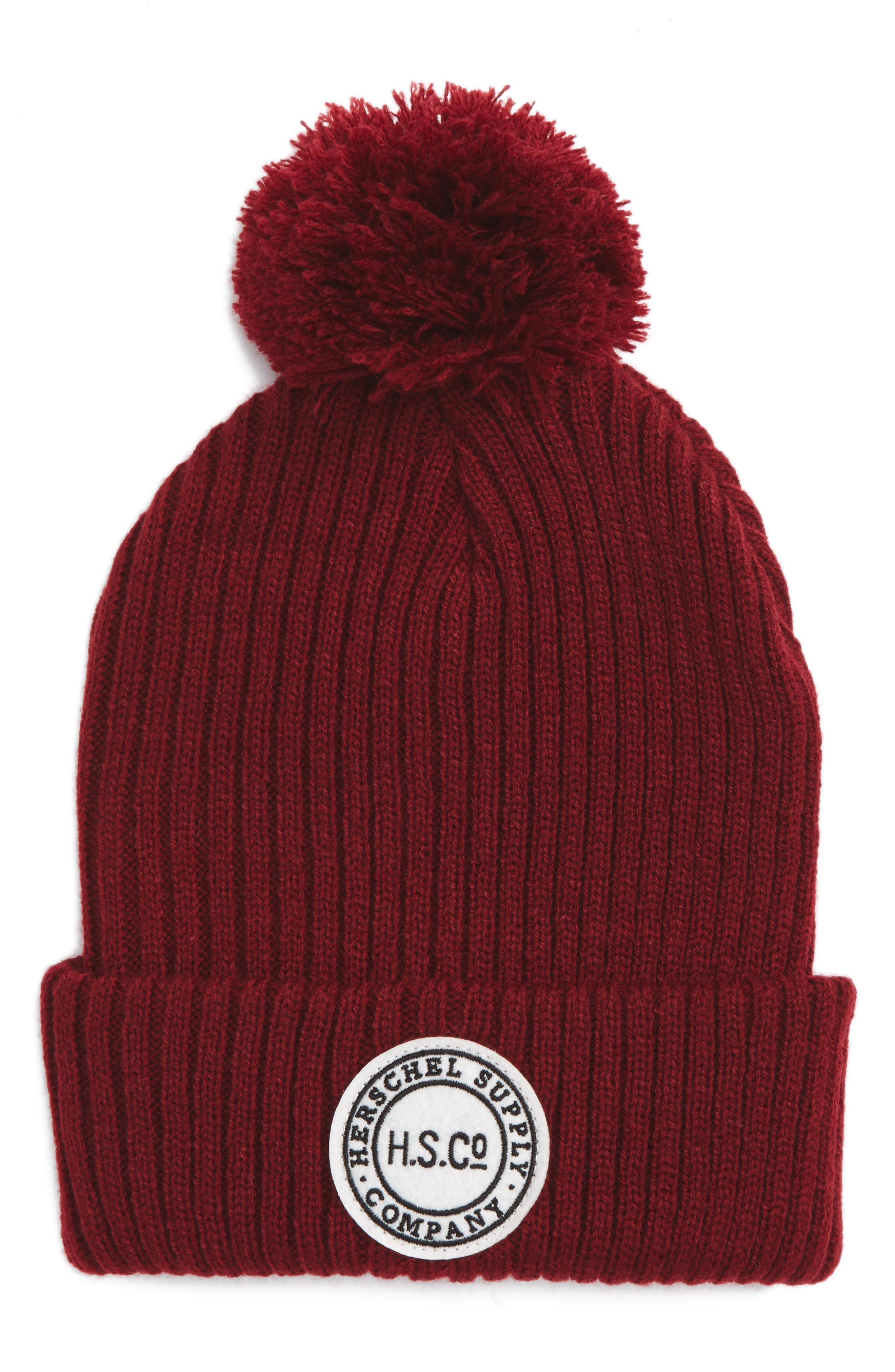 Alternate Image 1 Selected - Herschel Supply Co. Sepp Knit Beanie