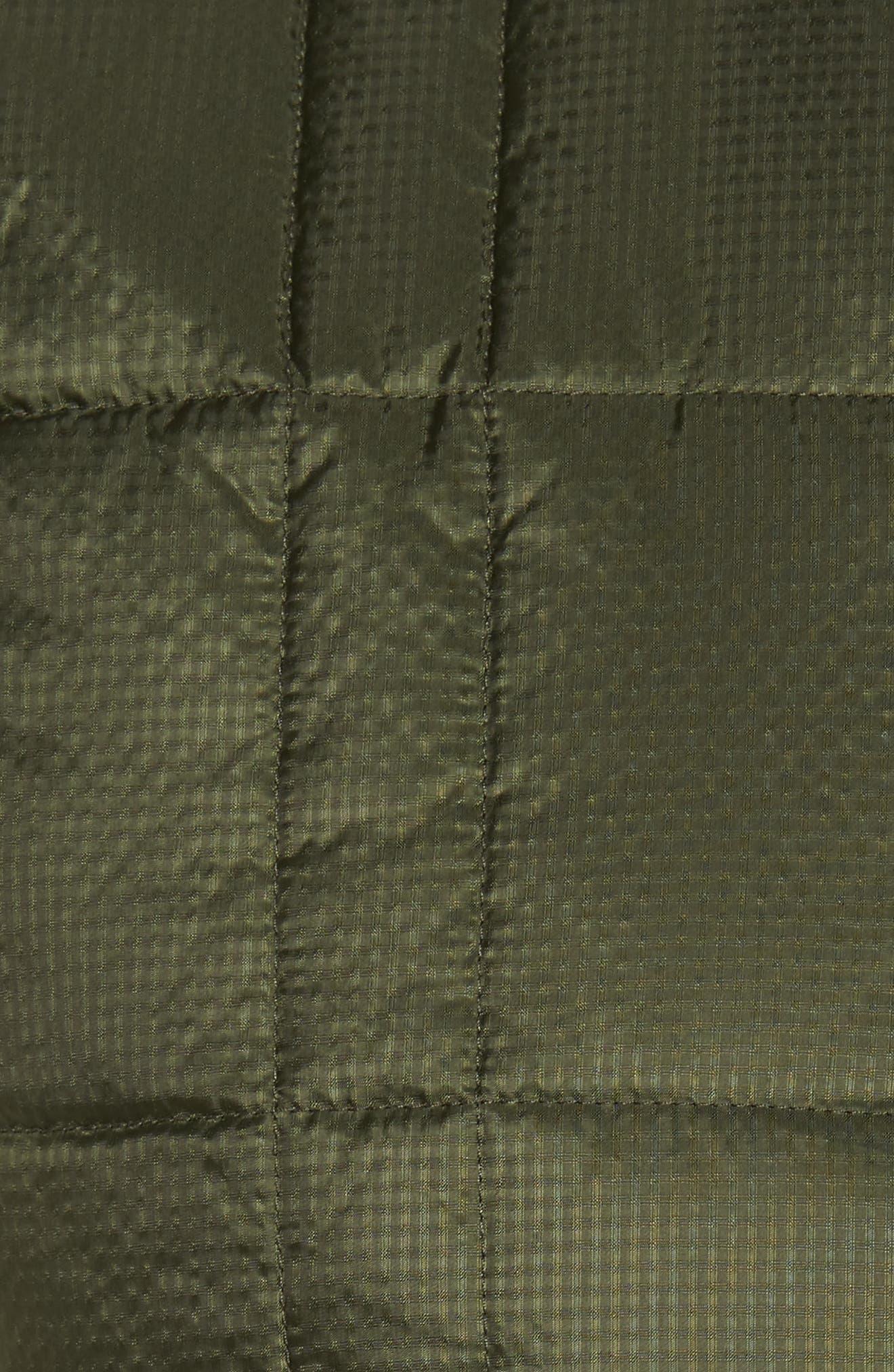 Alternate Image 5  - Smartwool 'Corbet 120' Quilted Zip Front Vest