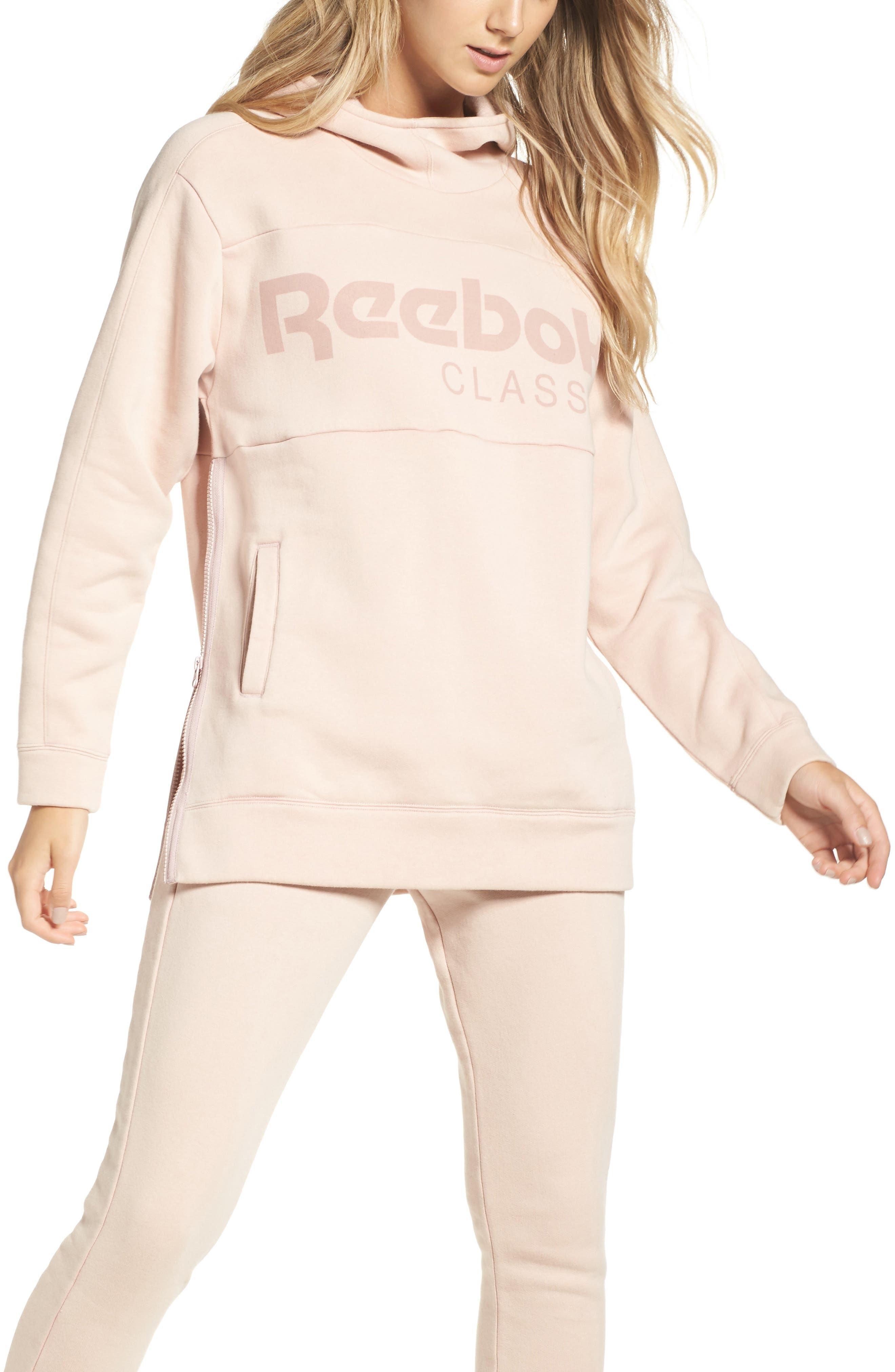 Reebok Oversize Graphic Hoodie