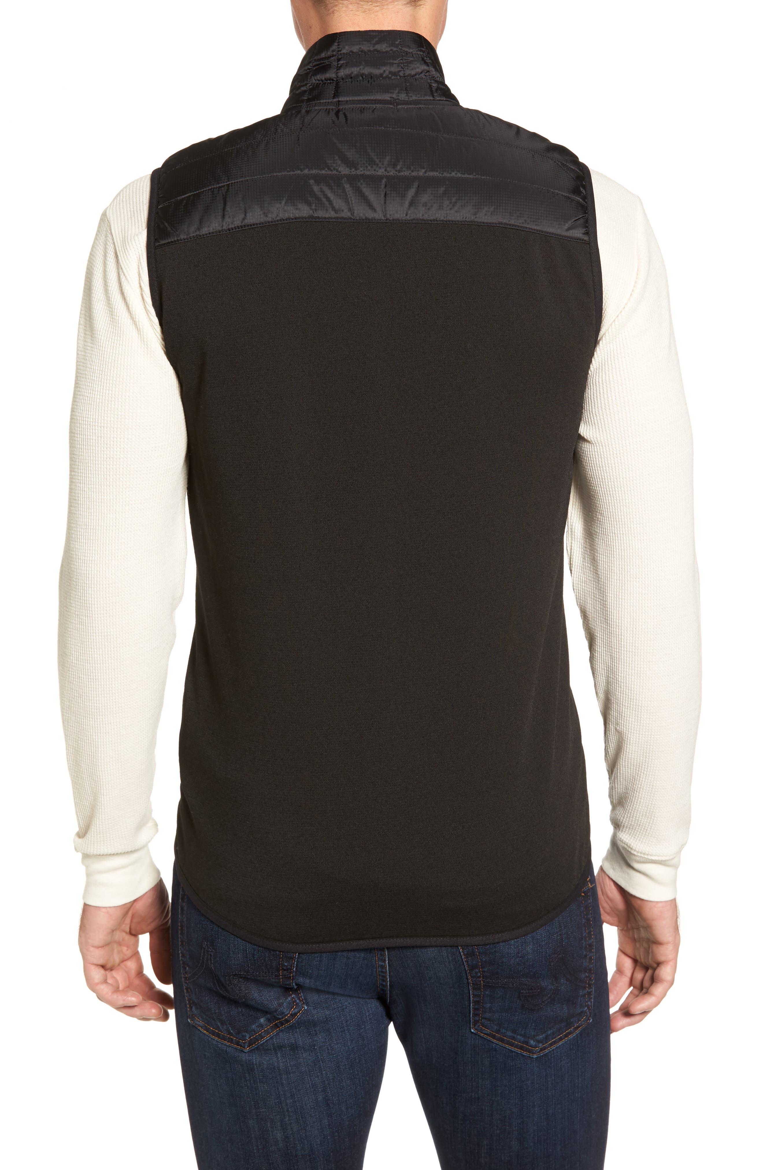 Alternate Image 2  - Smartwool 'Corbet 120' Quilted Zip Front Vest