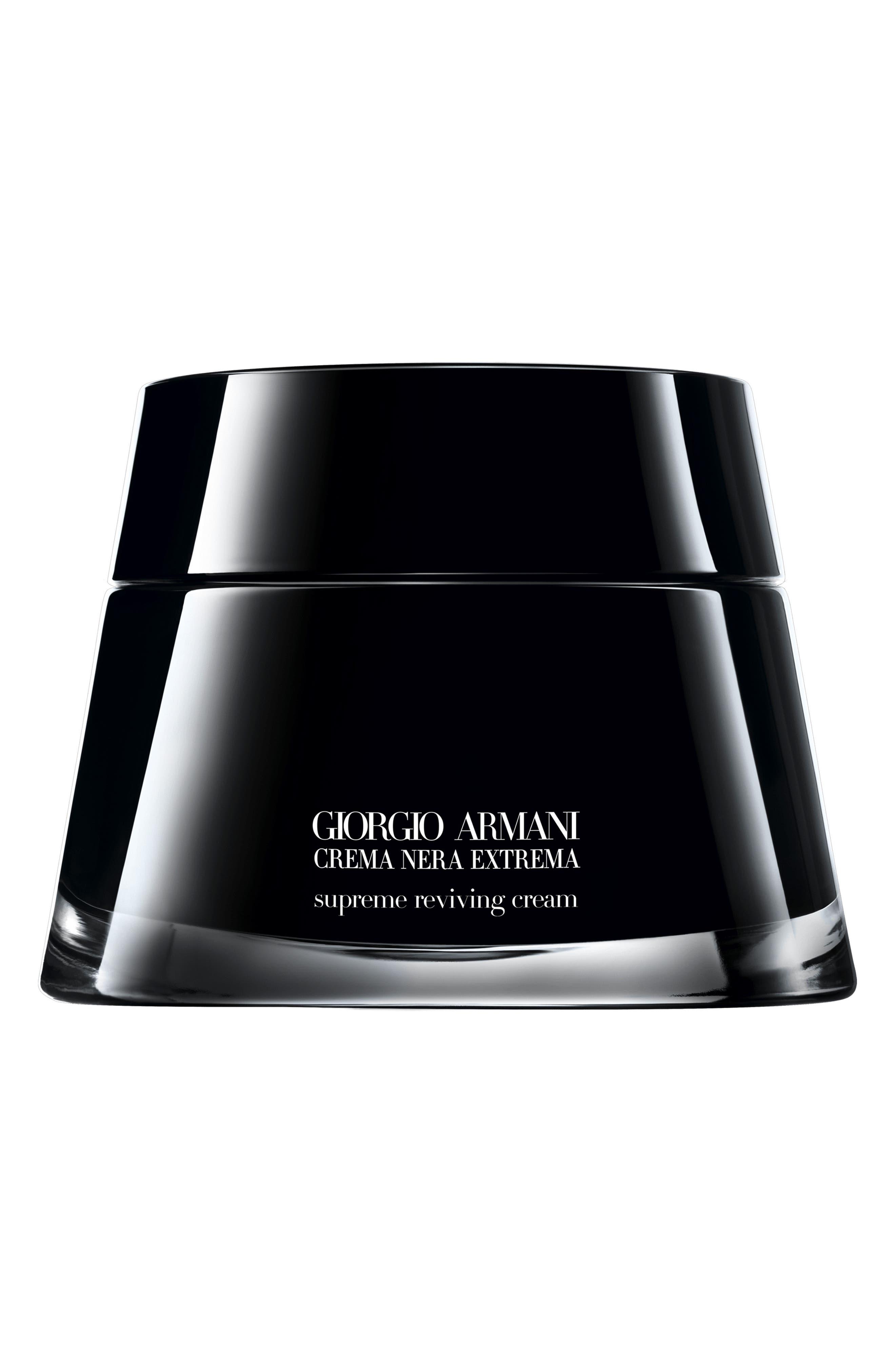 Main Image - Giorgio Armani Crema Nera Extrema Supreme Reviving Light Cream (Limited Edition)