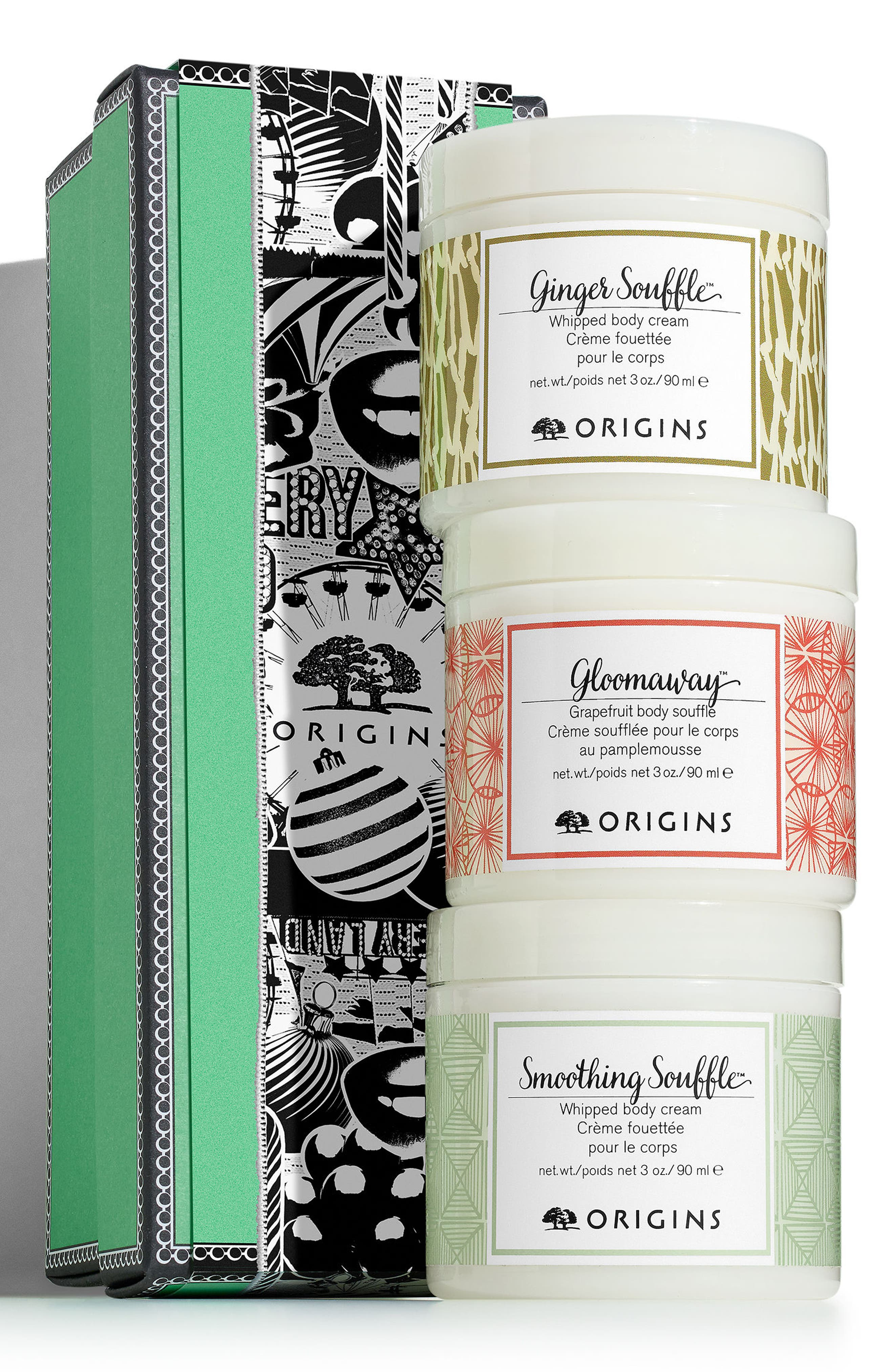 Origins Mini Soufflé Sampler Collection ($47 Value)