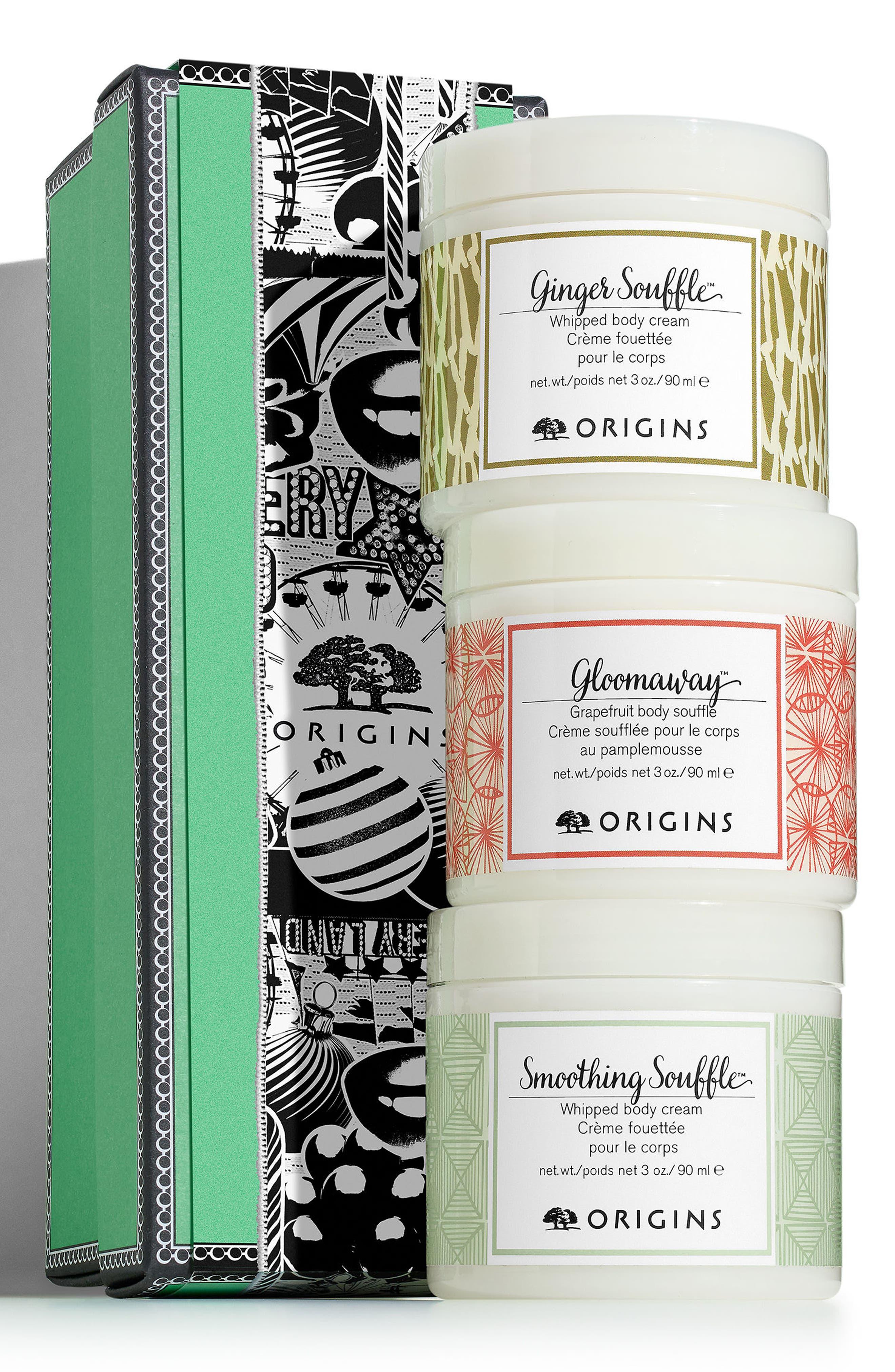 Origins Mini Soufflé Sampler Collection ($47 Value)