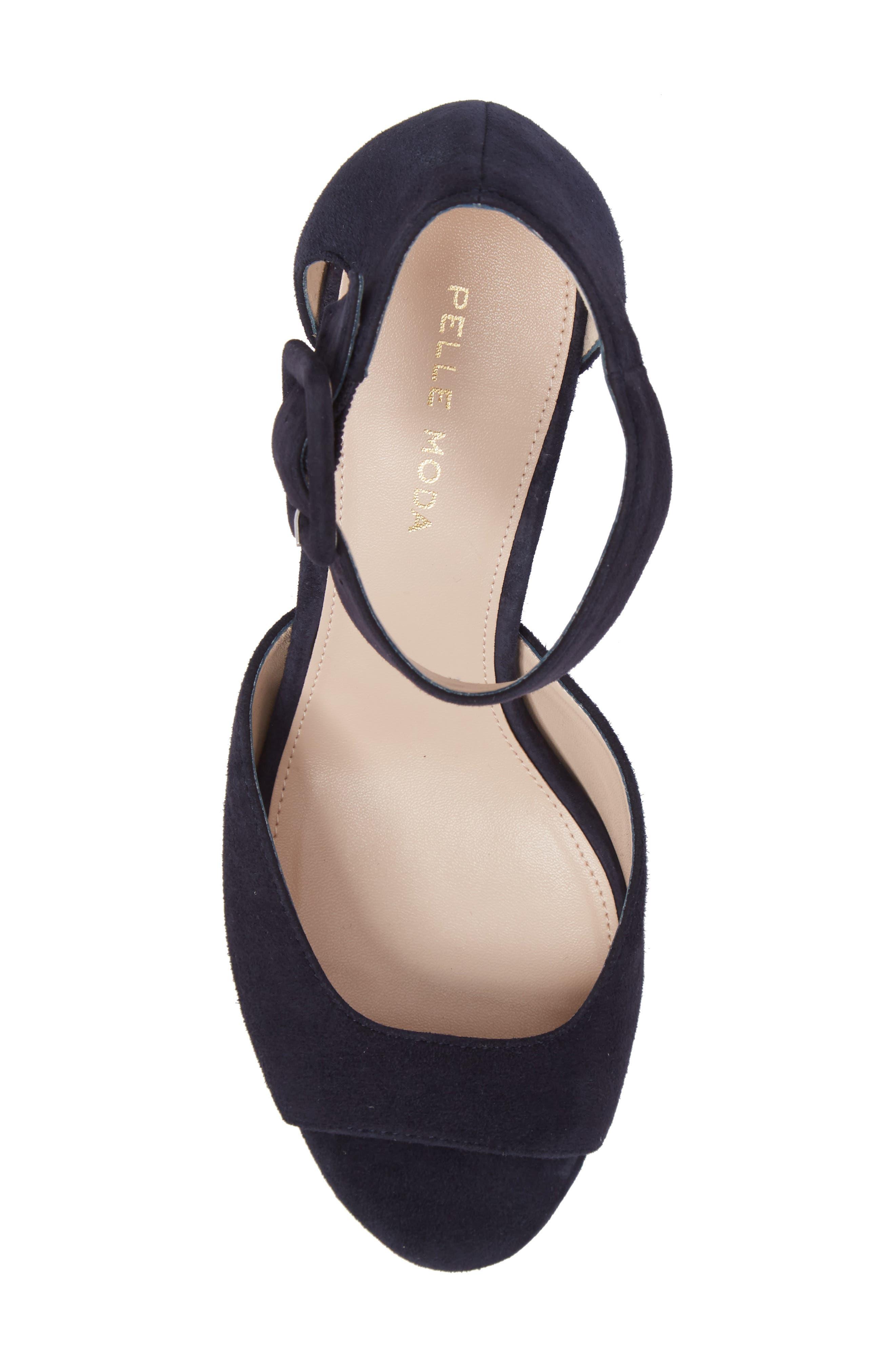 Alternate Image 5  - Pelle Moda Bijou Sandal (Women)