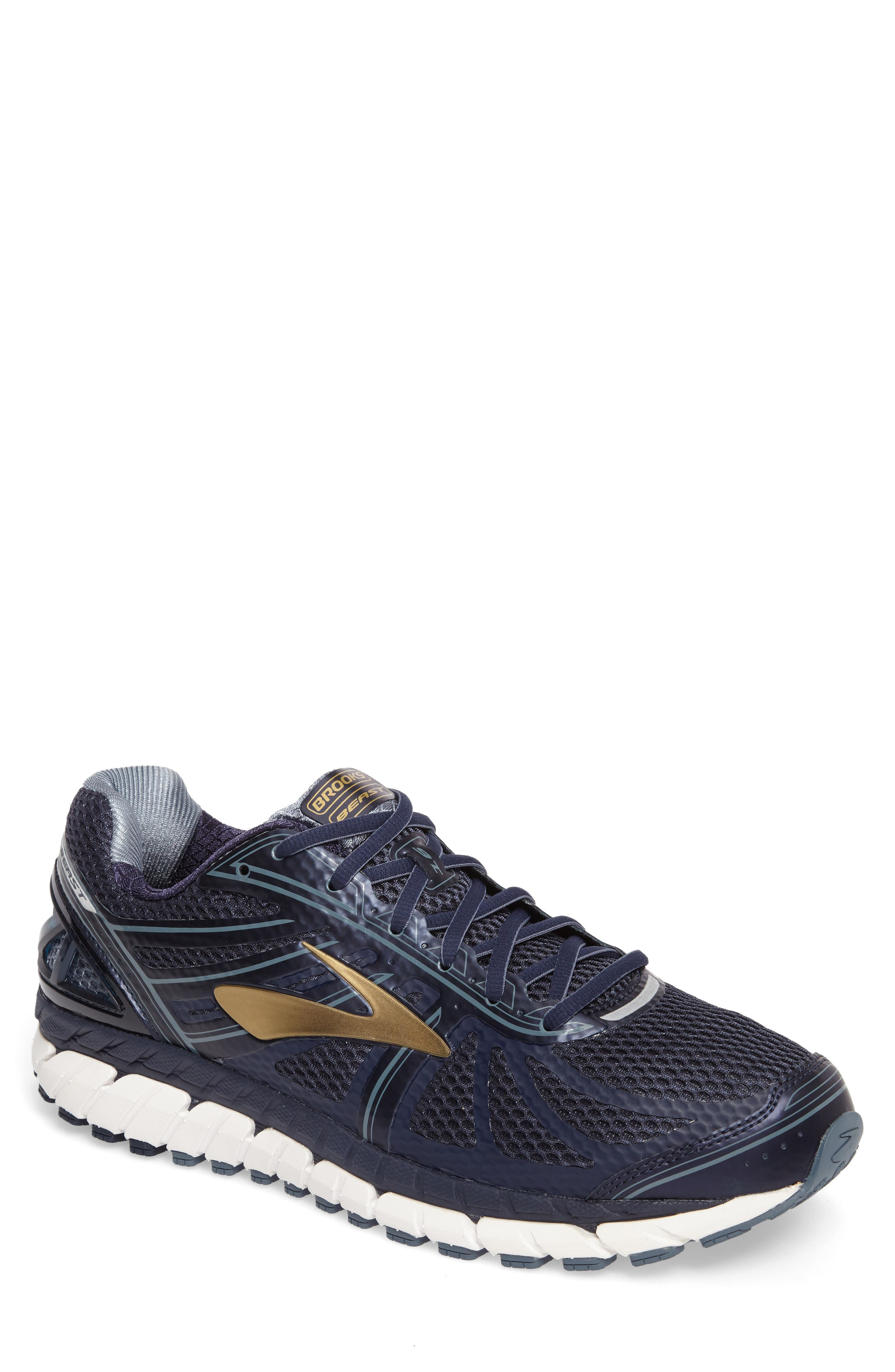 Brooks 'Beast 16' Running Shoe (Men)