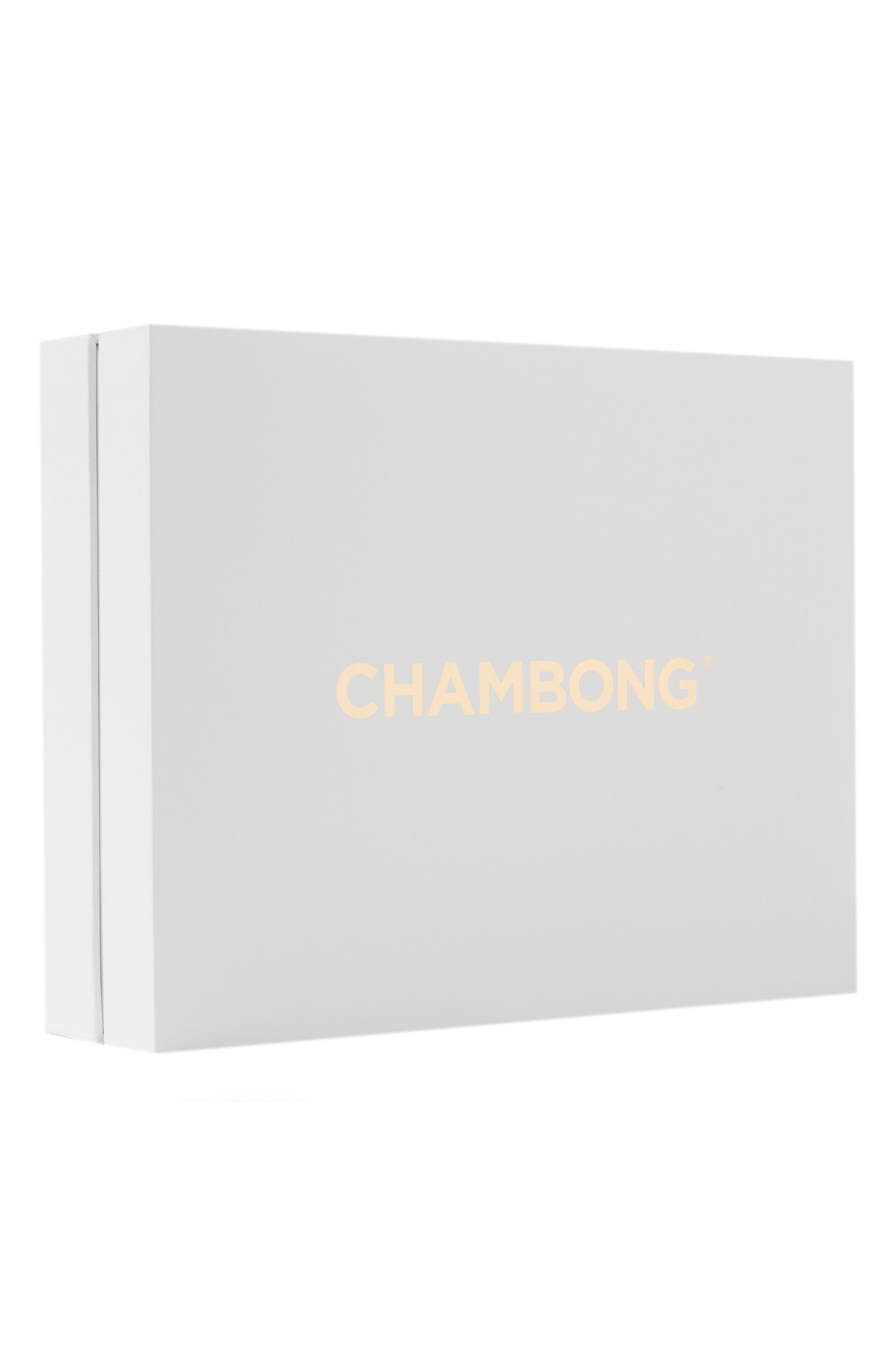 Alternate Image 3  - Chambong Set of 2 Curved Champagne Glasses