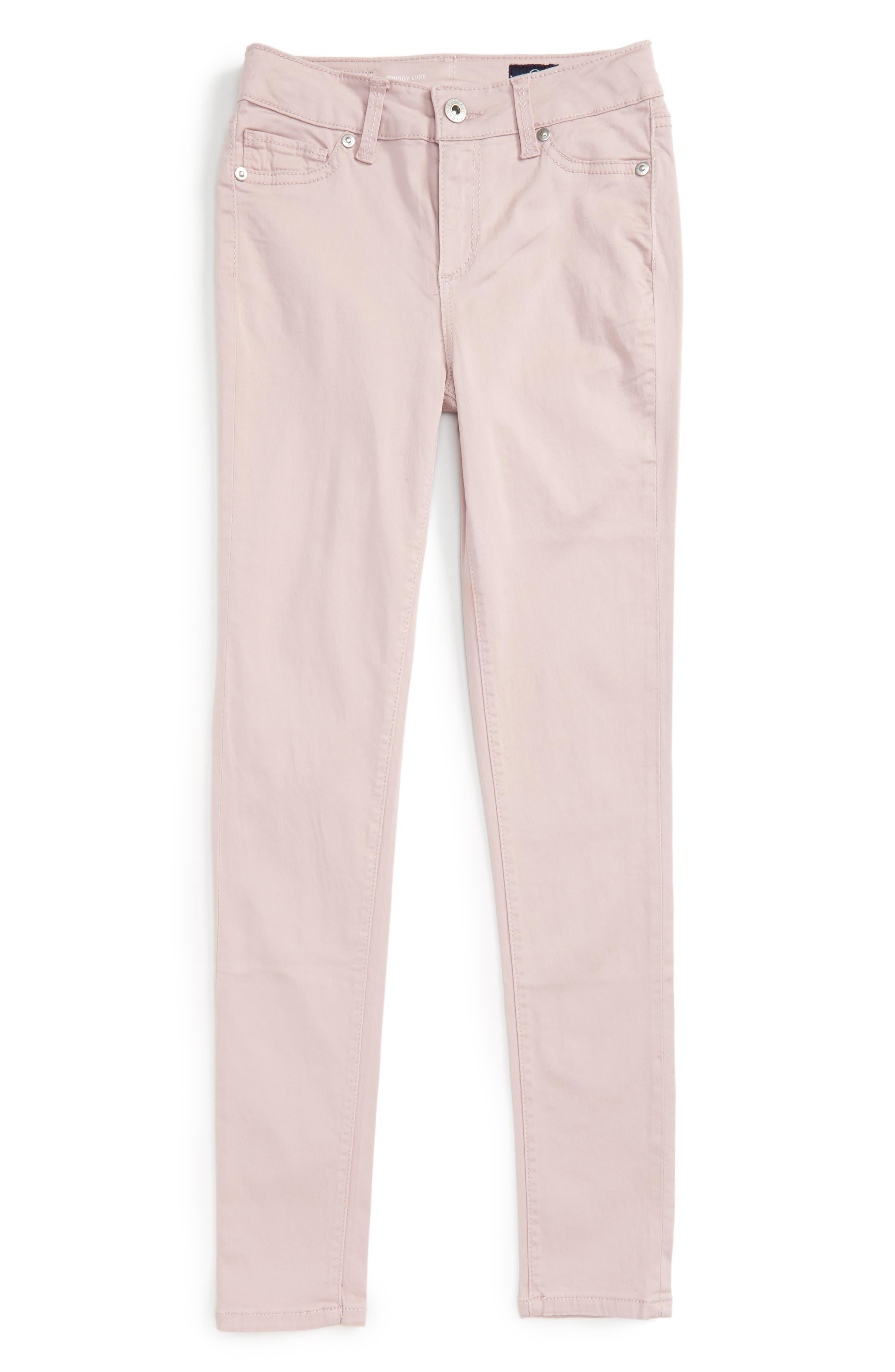 ag adriano goldschmied kids Twiggy Ankle Skinny Jeans (Big Girls)
