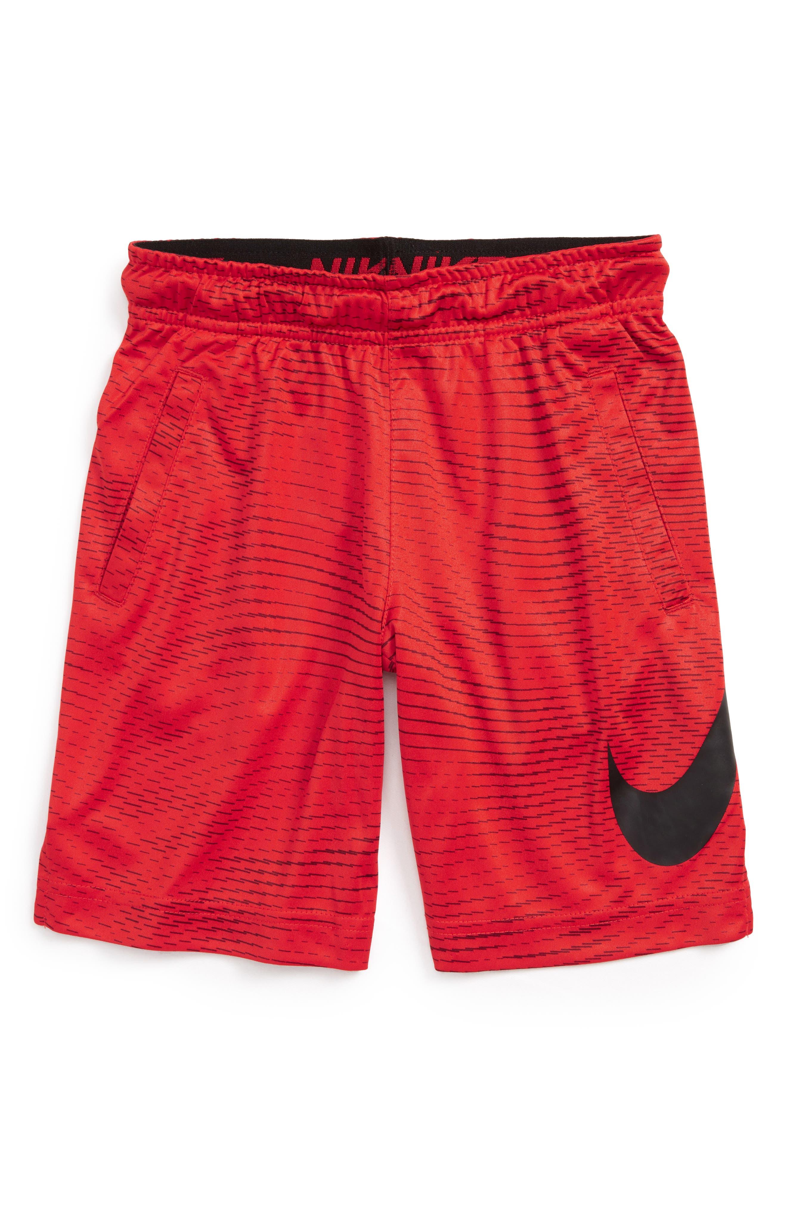 Nike Dry Athletic Shorts (Toddler Boys & Little Boys)