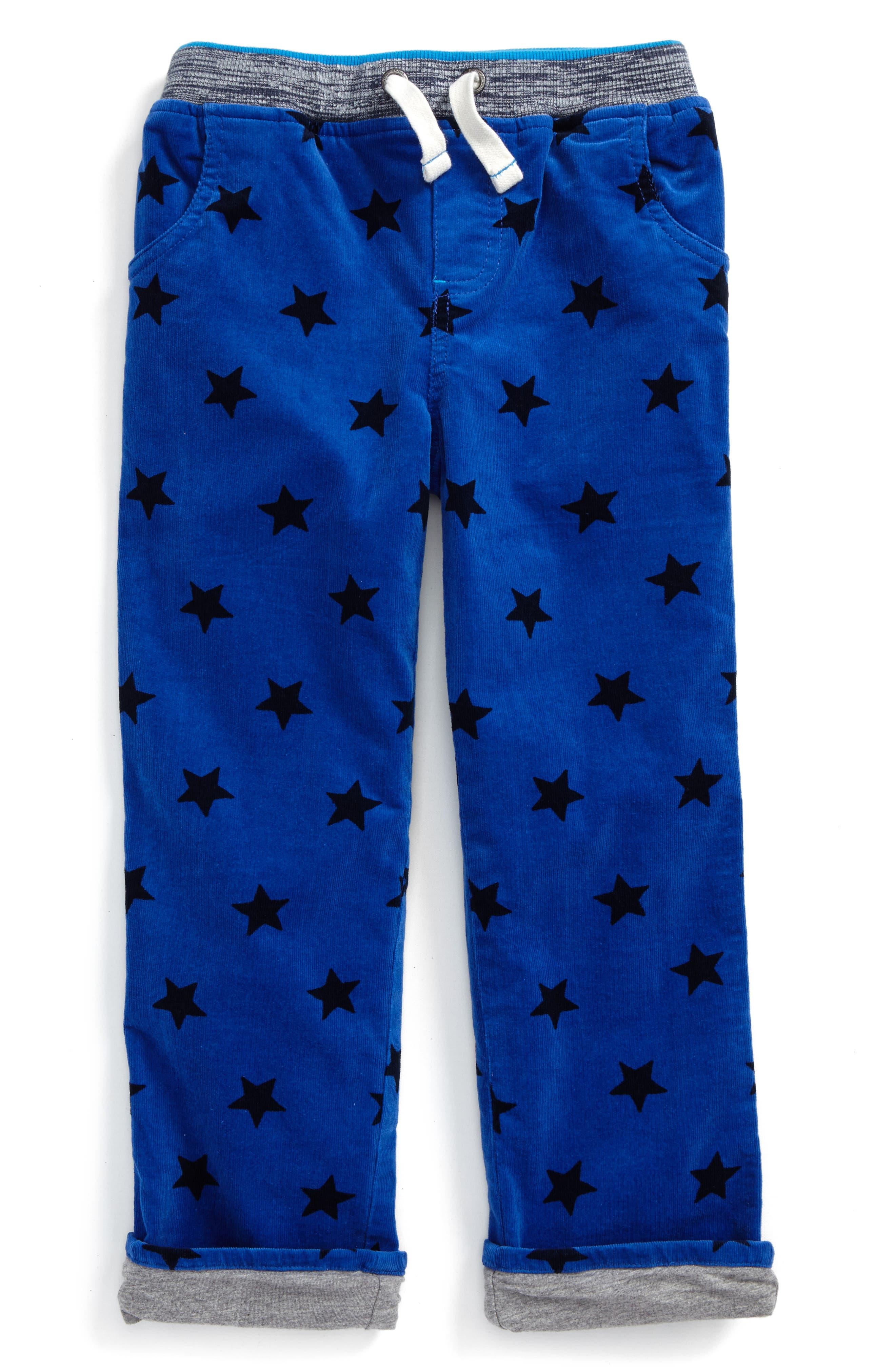 Corduroy Pants,                         Main,                         color, Navy Star