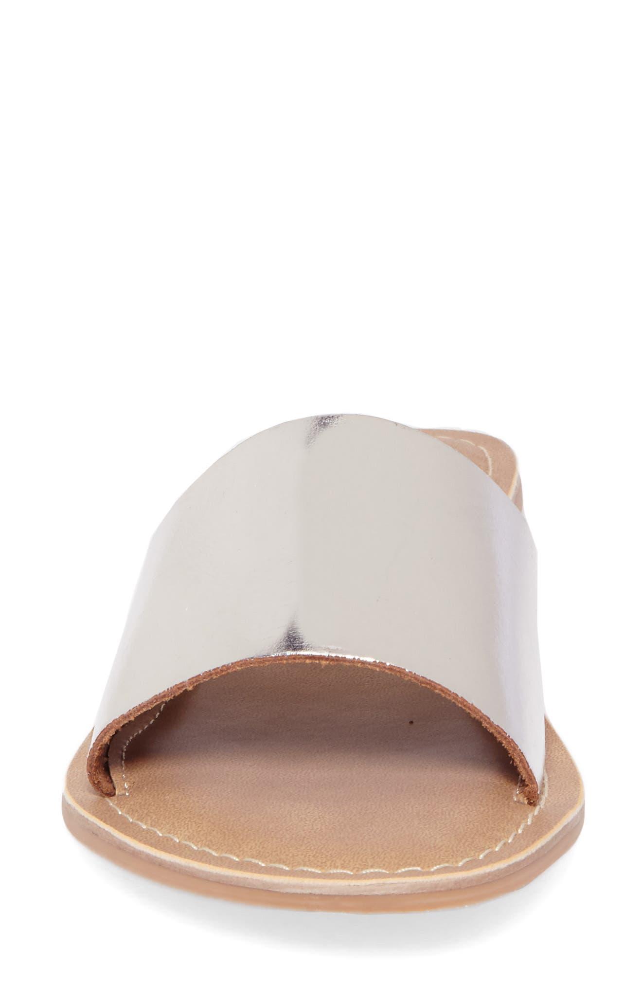 Alternate Image 4  - Coconuts by Matisse Cabana Slide Sandal (Women)