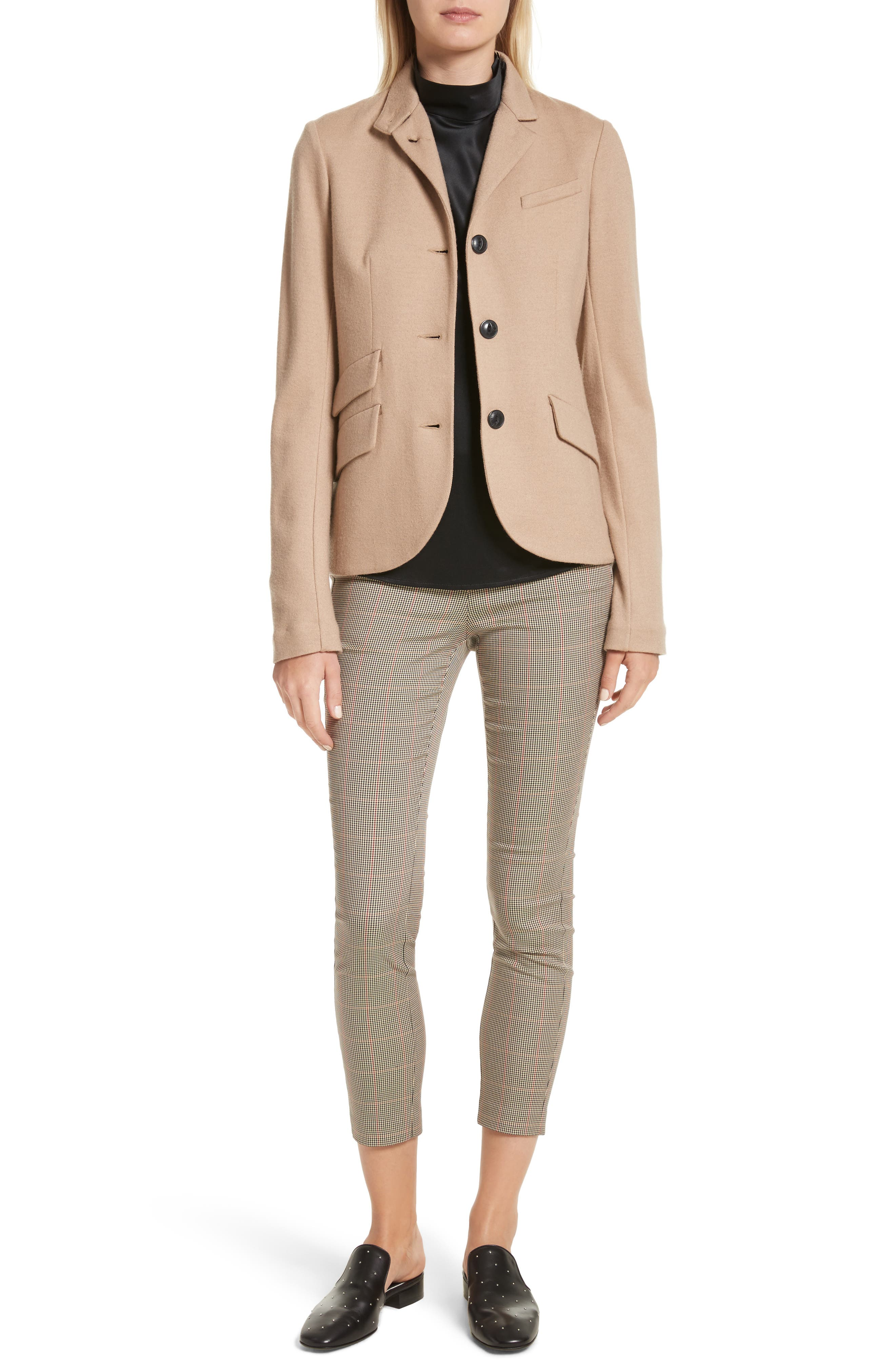 Alternate Image 2  - rag & bone Slade Wool Blazer