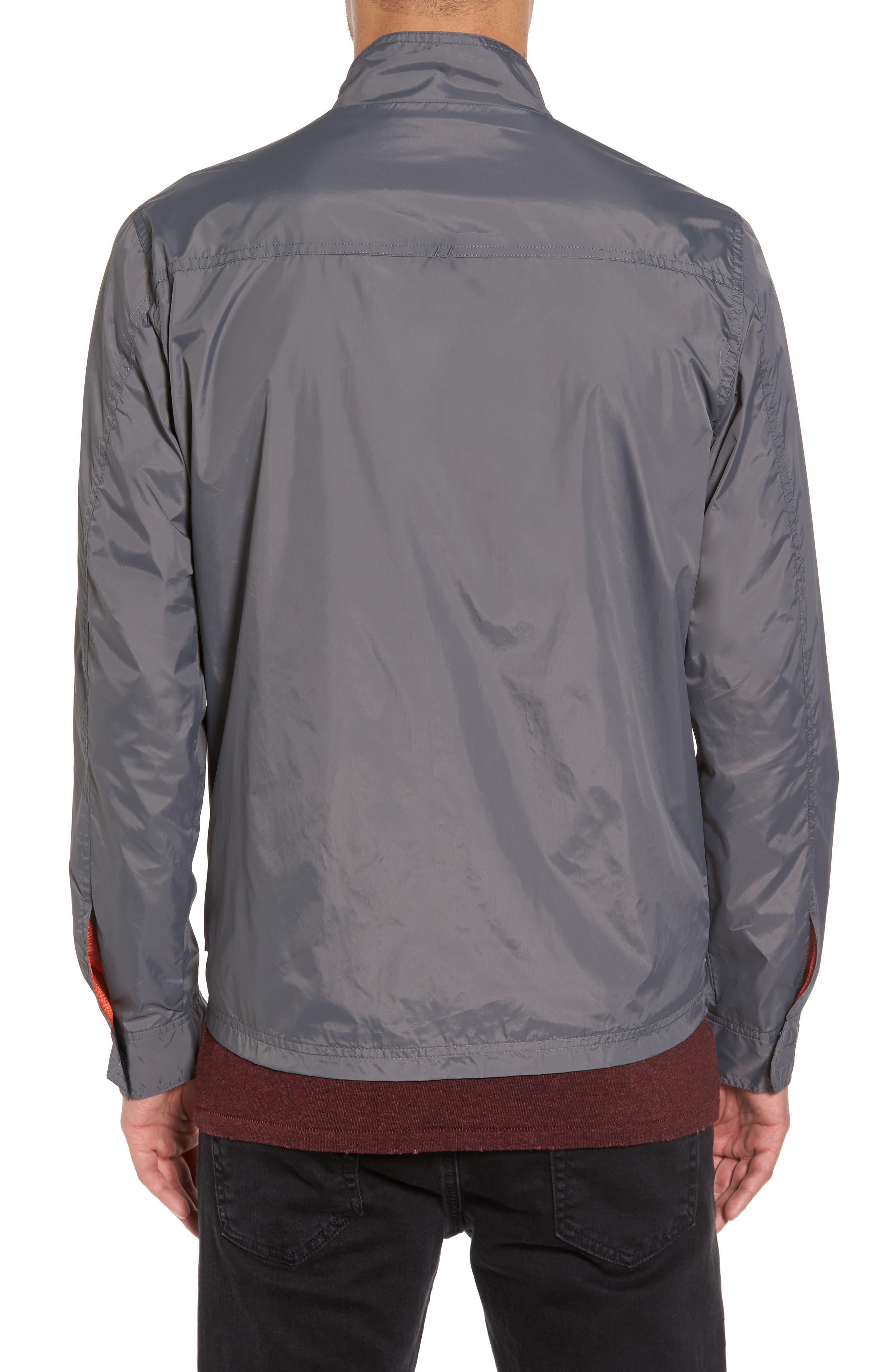 Staple Jacket,                             Alternate thumbnail 2, color,                             Grey