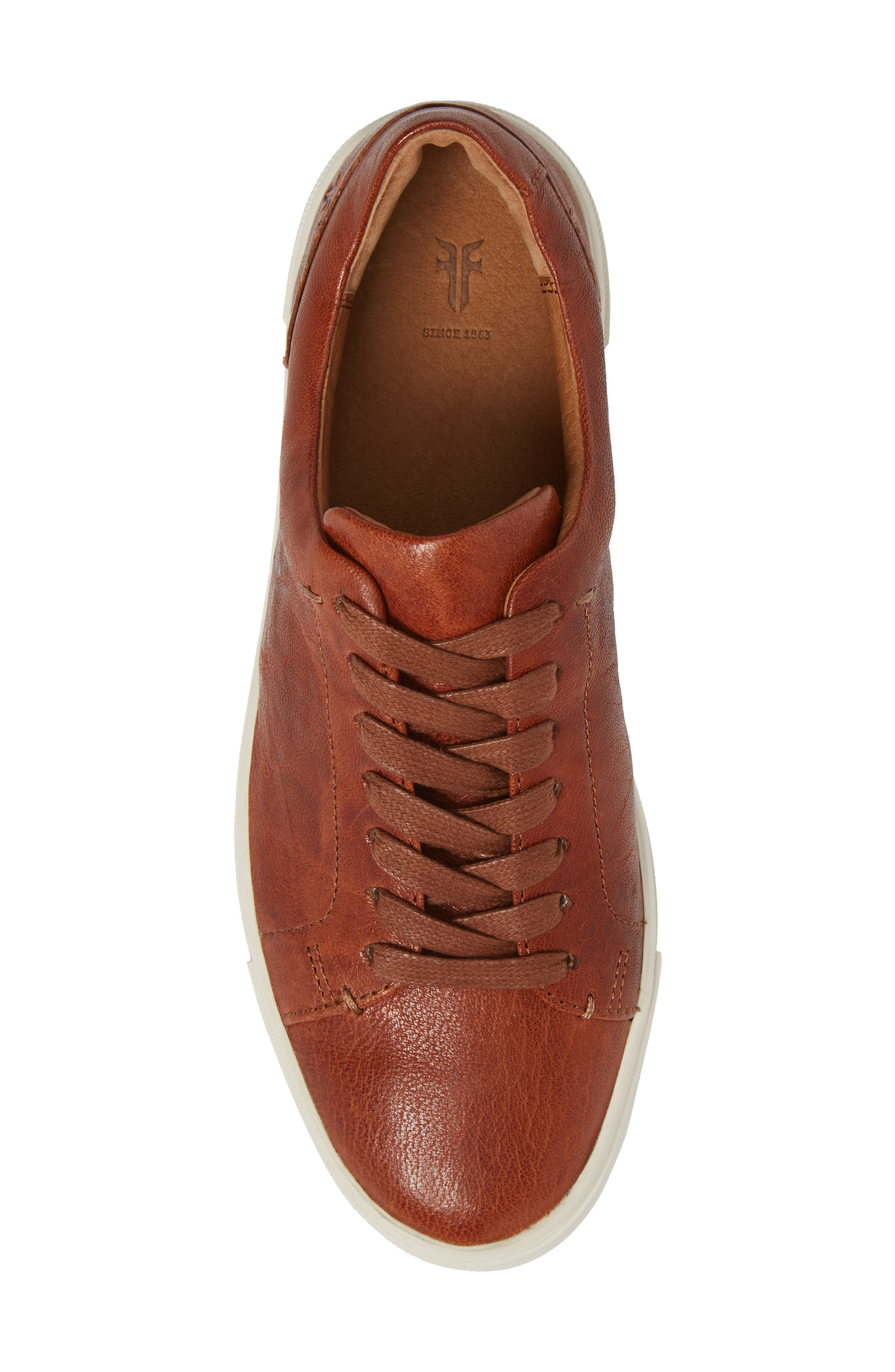 Ivy Sneaker,                             Alternate thumbnail 5, color,                             Cognac