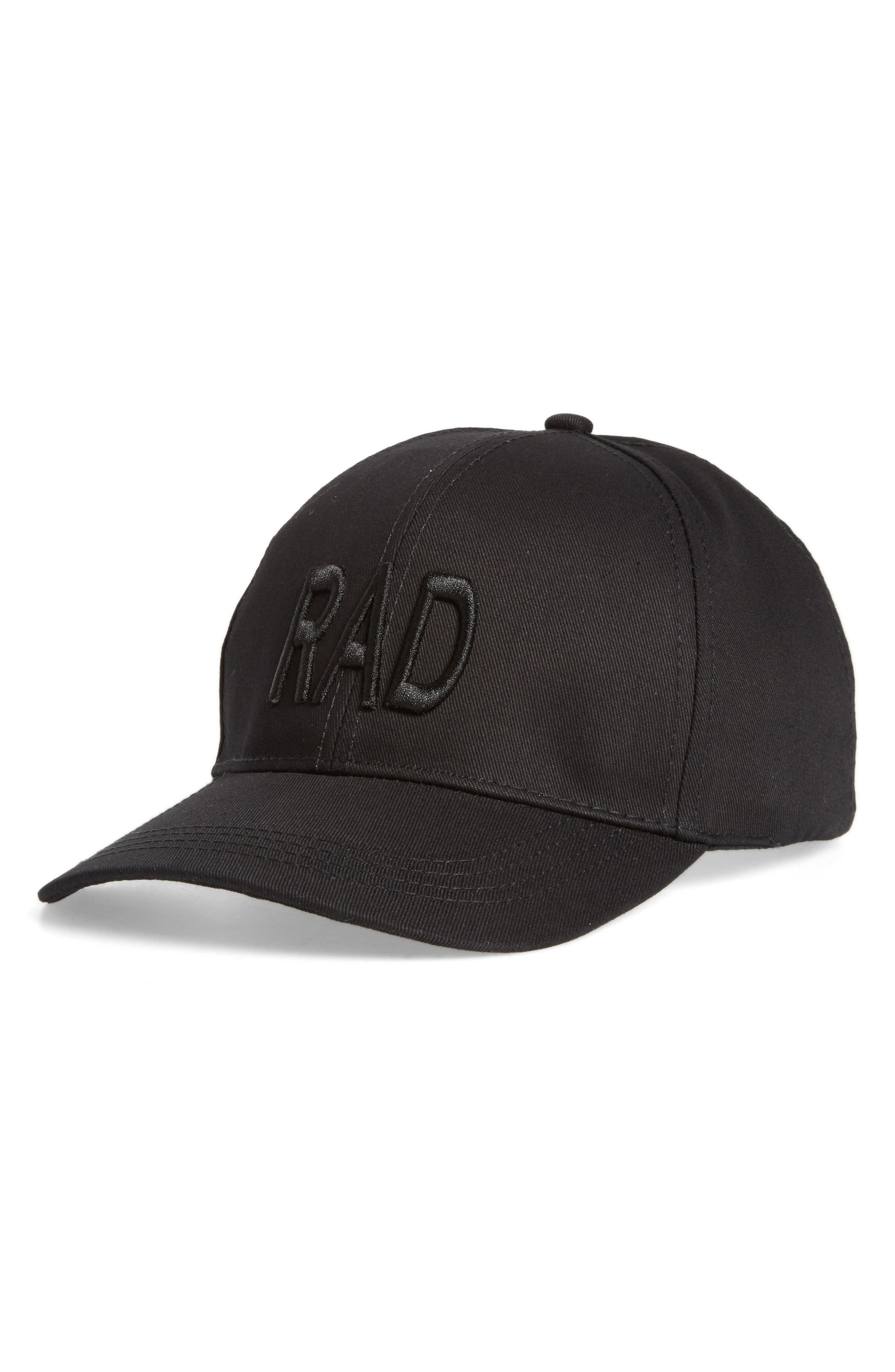 Main Image - BP. Embroidered Ball Cap